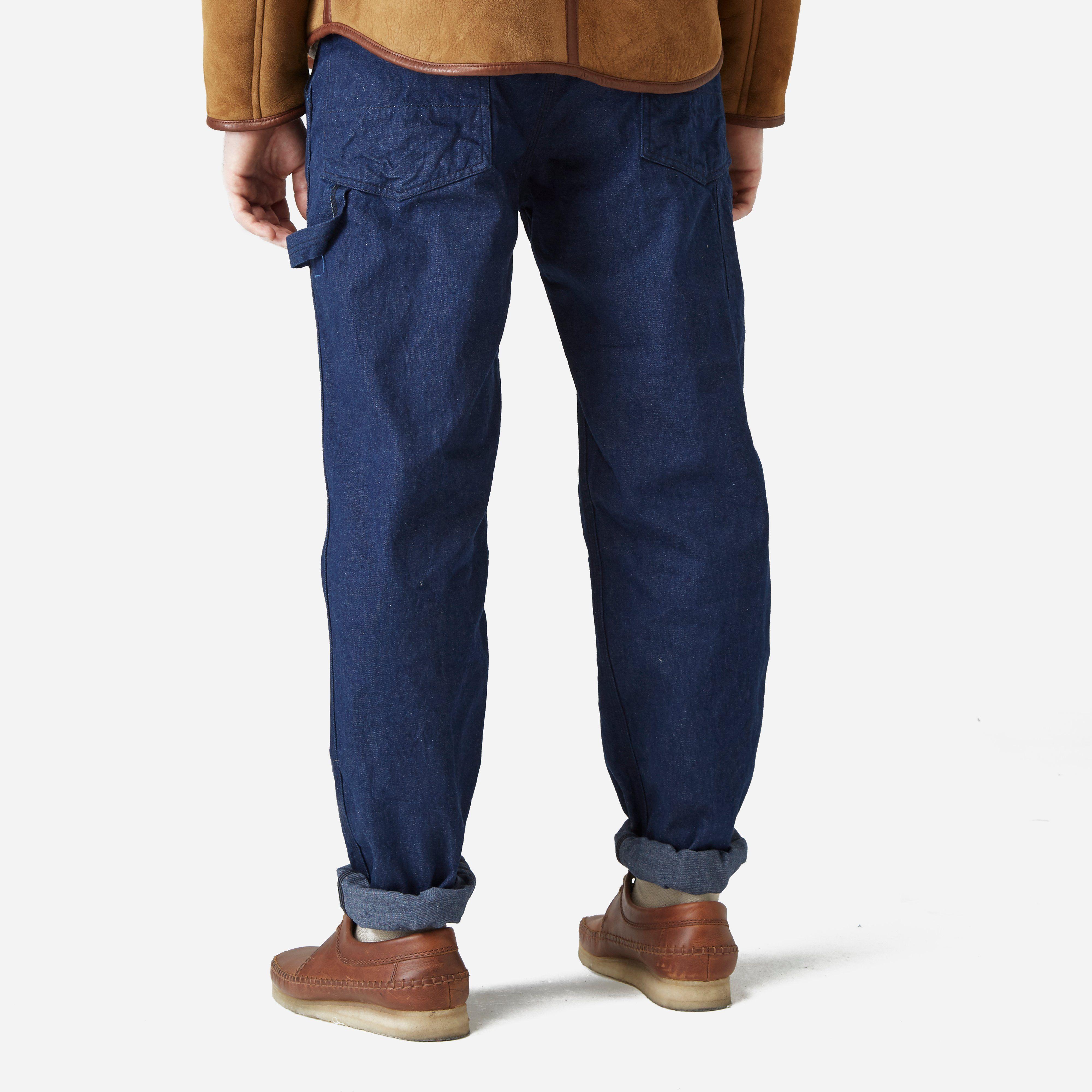 Engineered Garments Logger Pant - 11oz Cone Denim