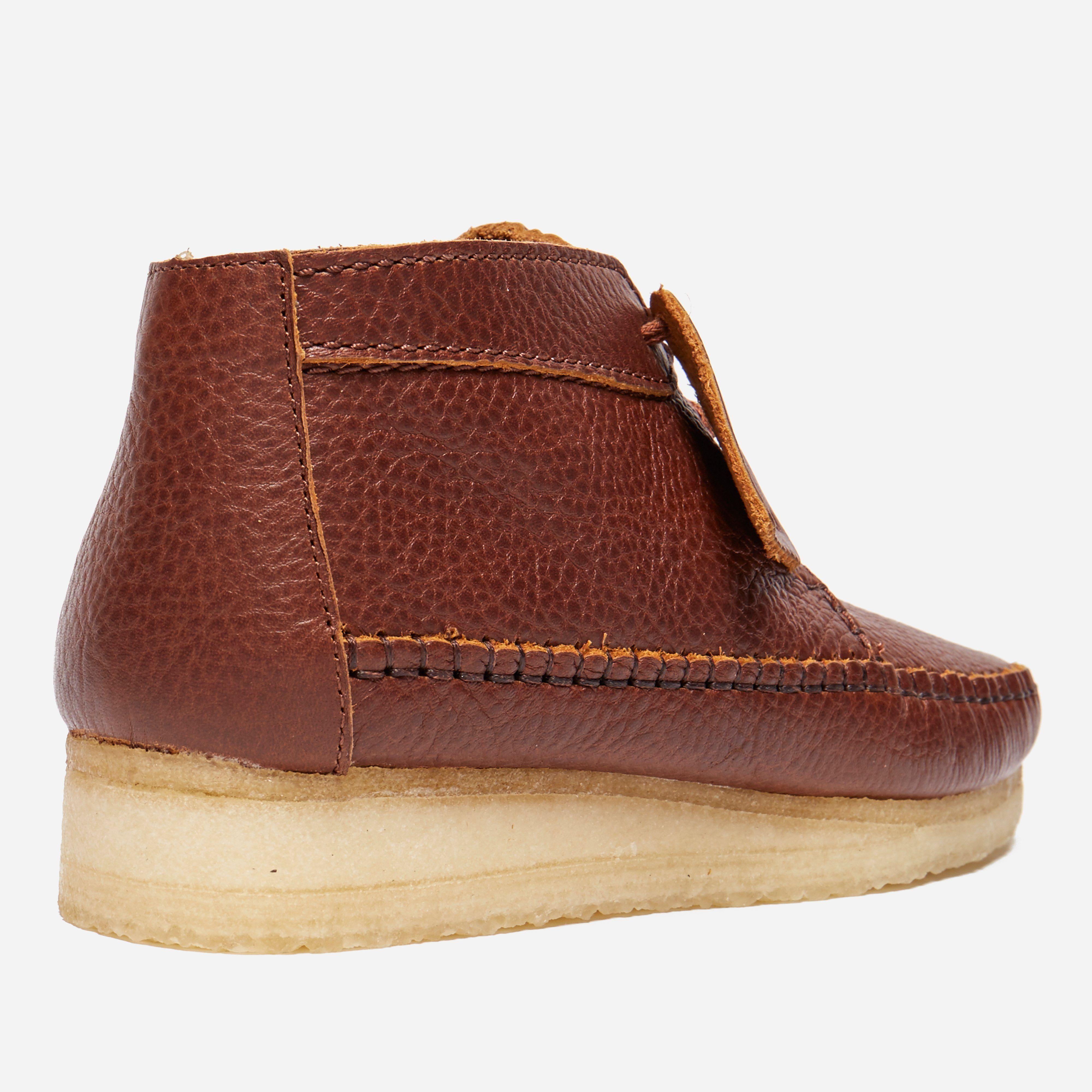 Clarks Originals Weaver Boot Leather