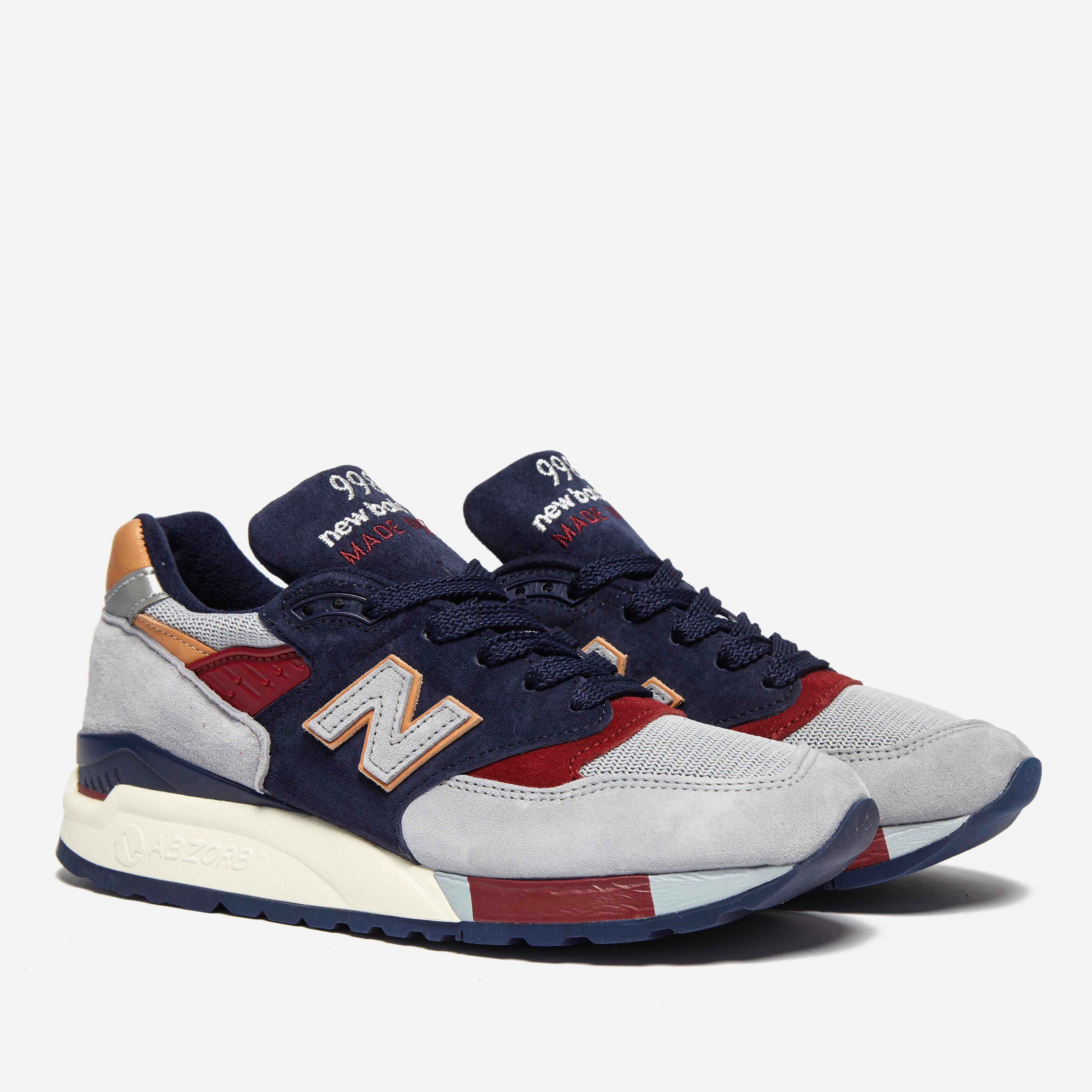 New Balance M 998 CSU Made in USA