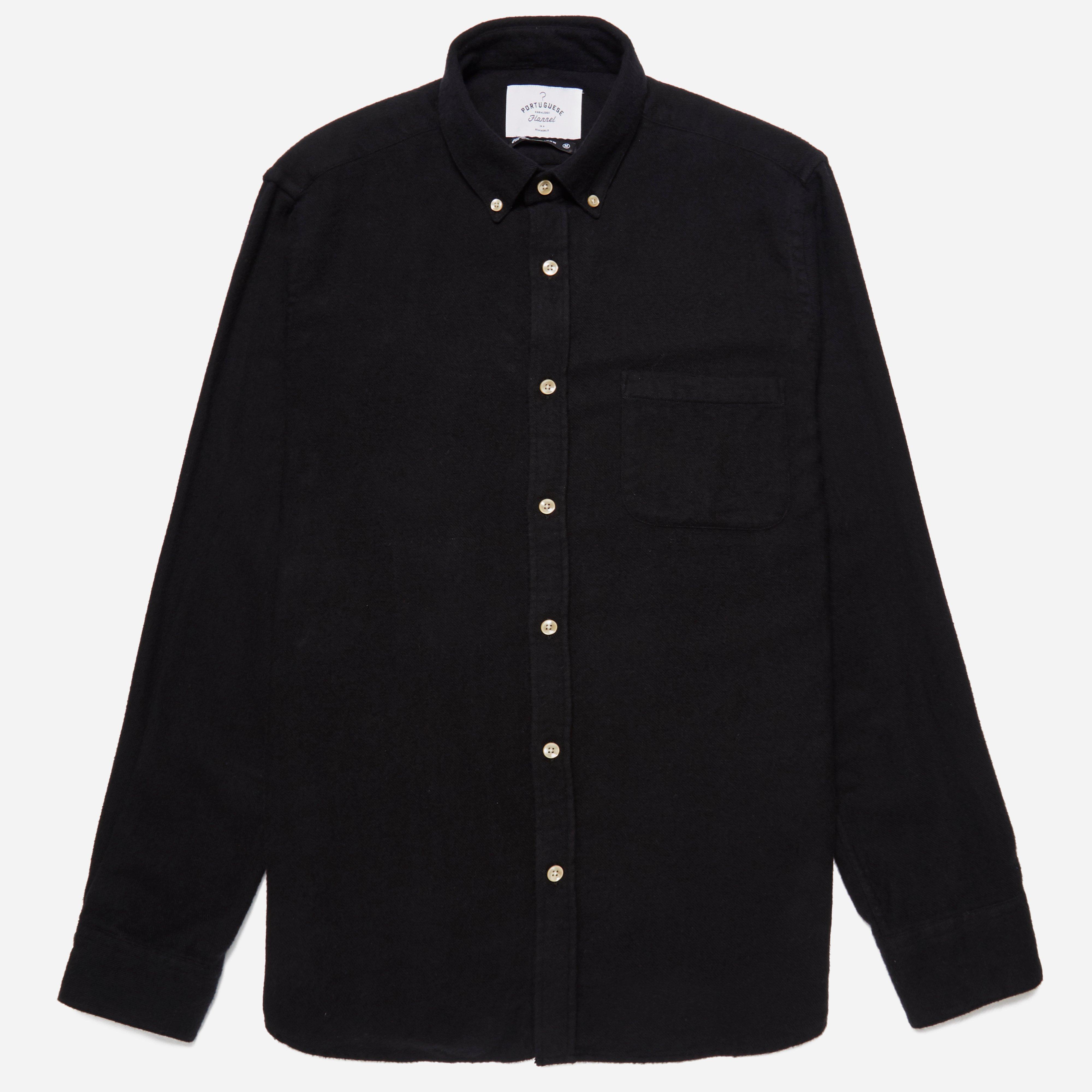 Portuguese Flannel Flannel Button Down Shirt
