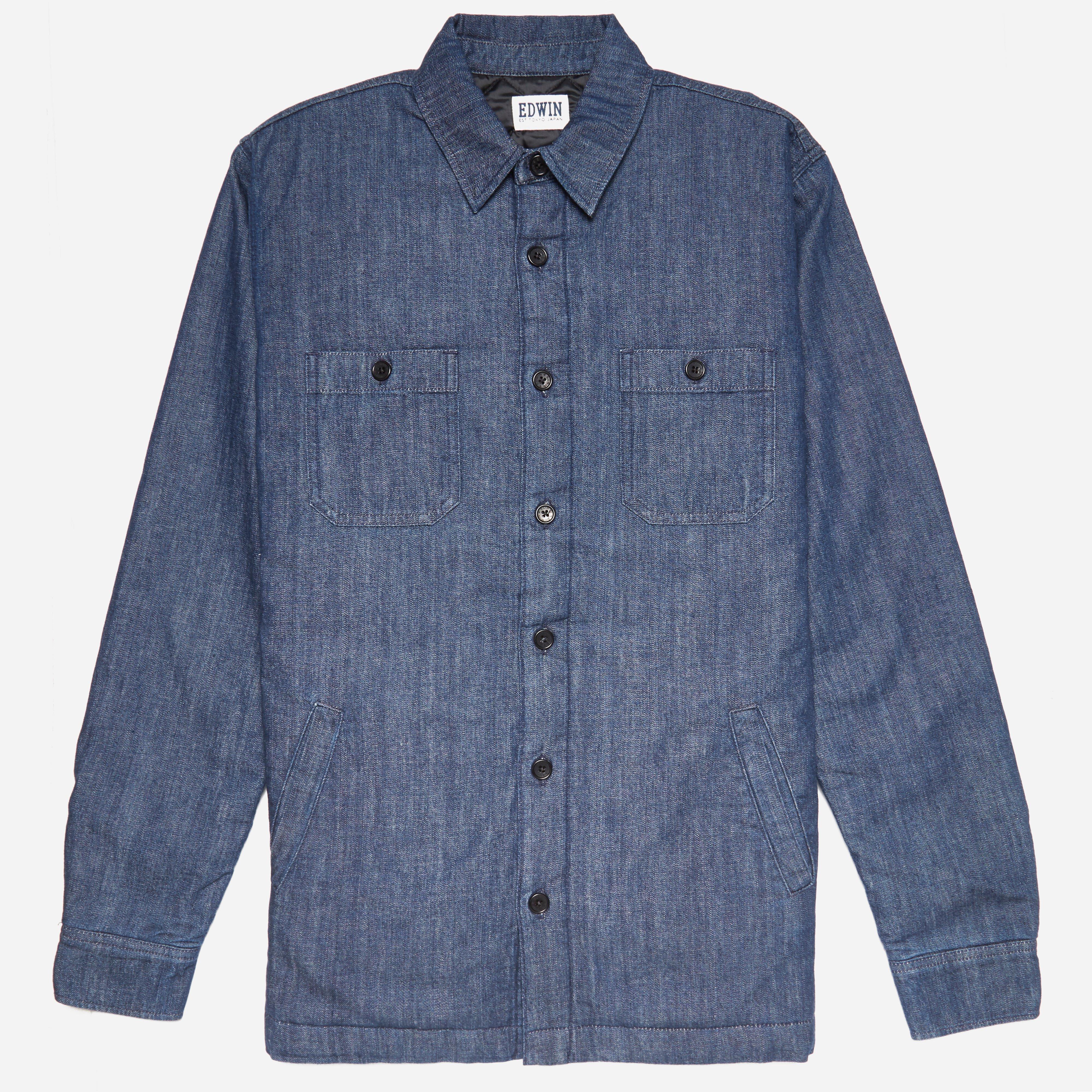 Edwin Labour 4 Pocket Shirt