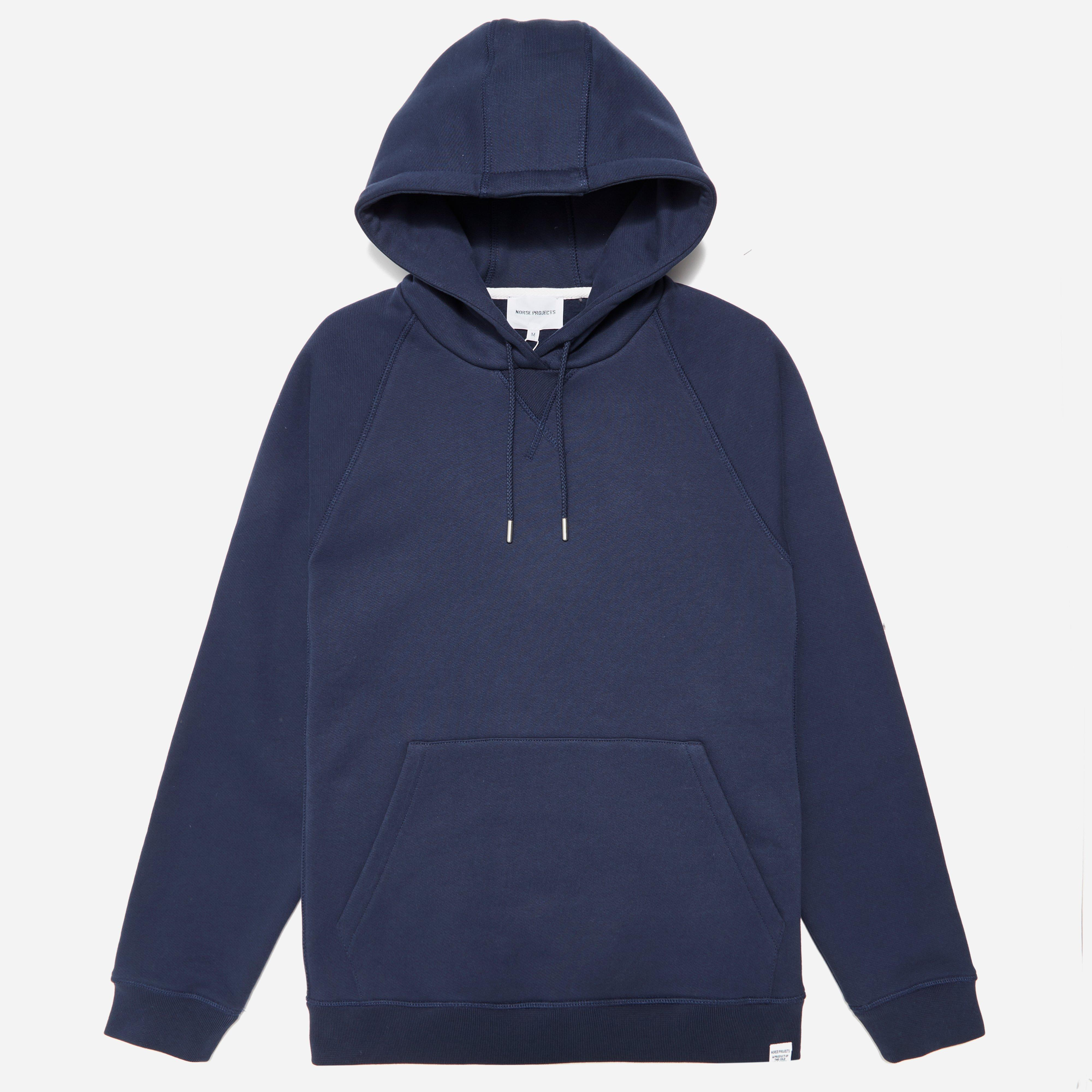Norse Projects Ketel Classic Hooded Sweatshirt