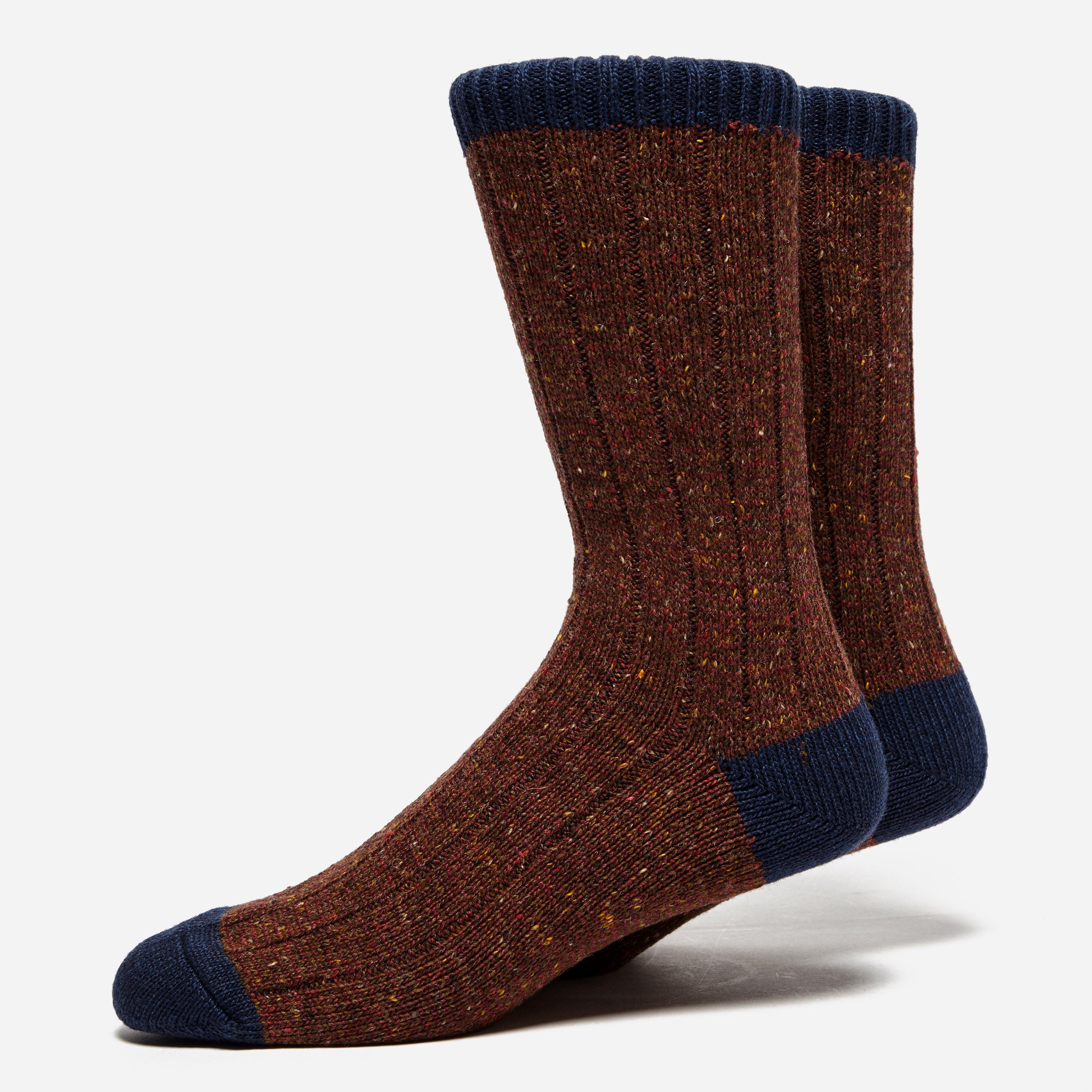 Anonymous Ism Tweed Nep Socks