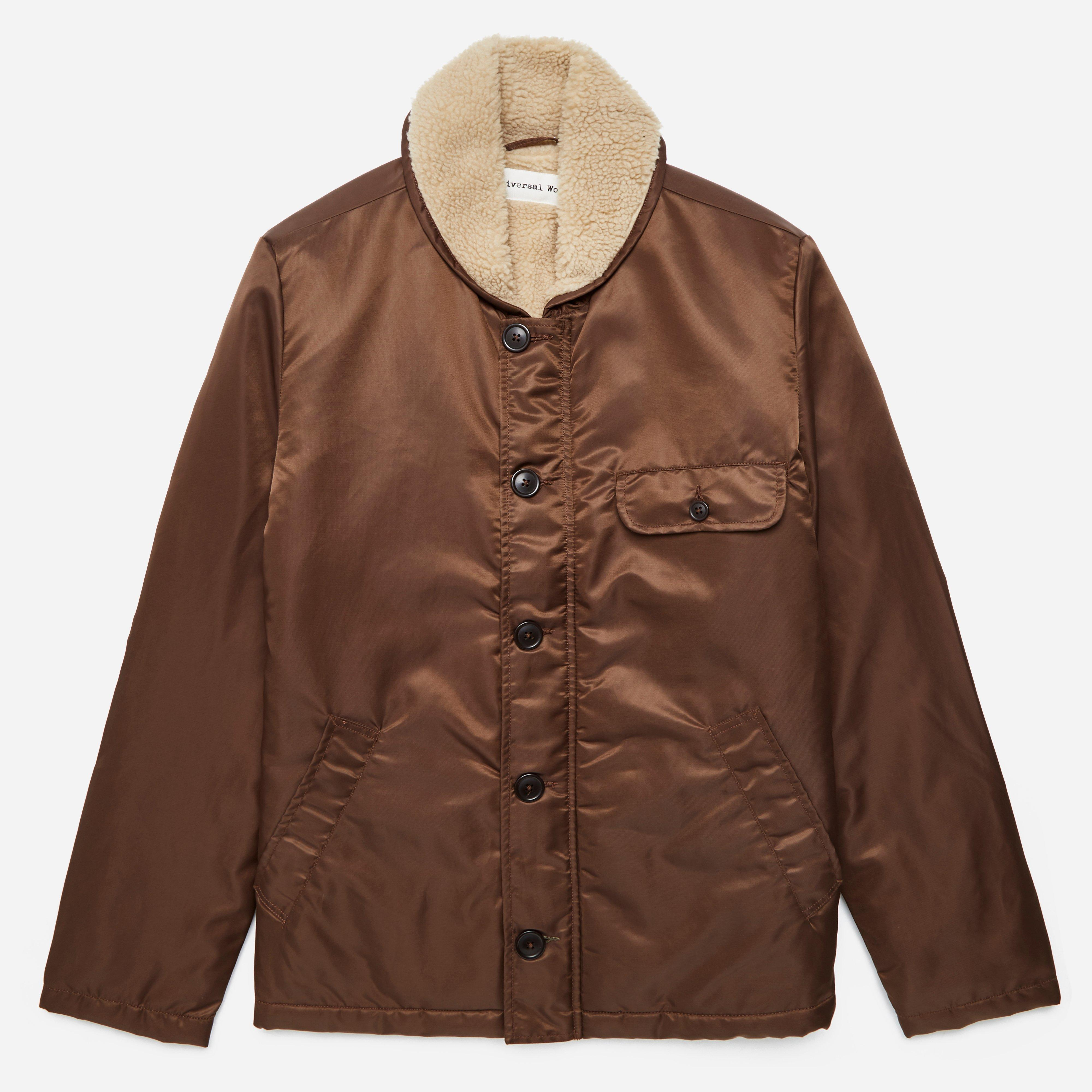 Universal Works Flight Nylon N1 Jacket