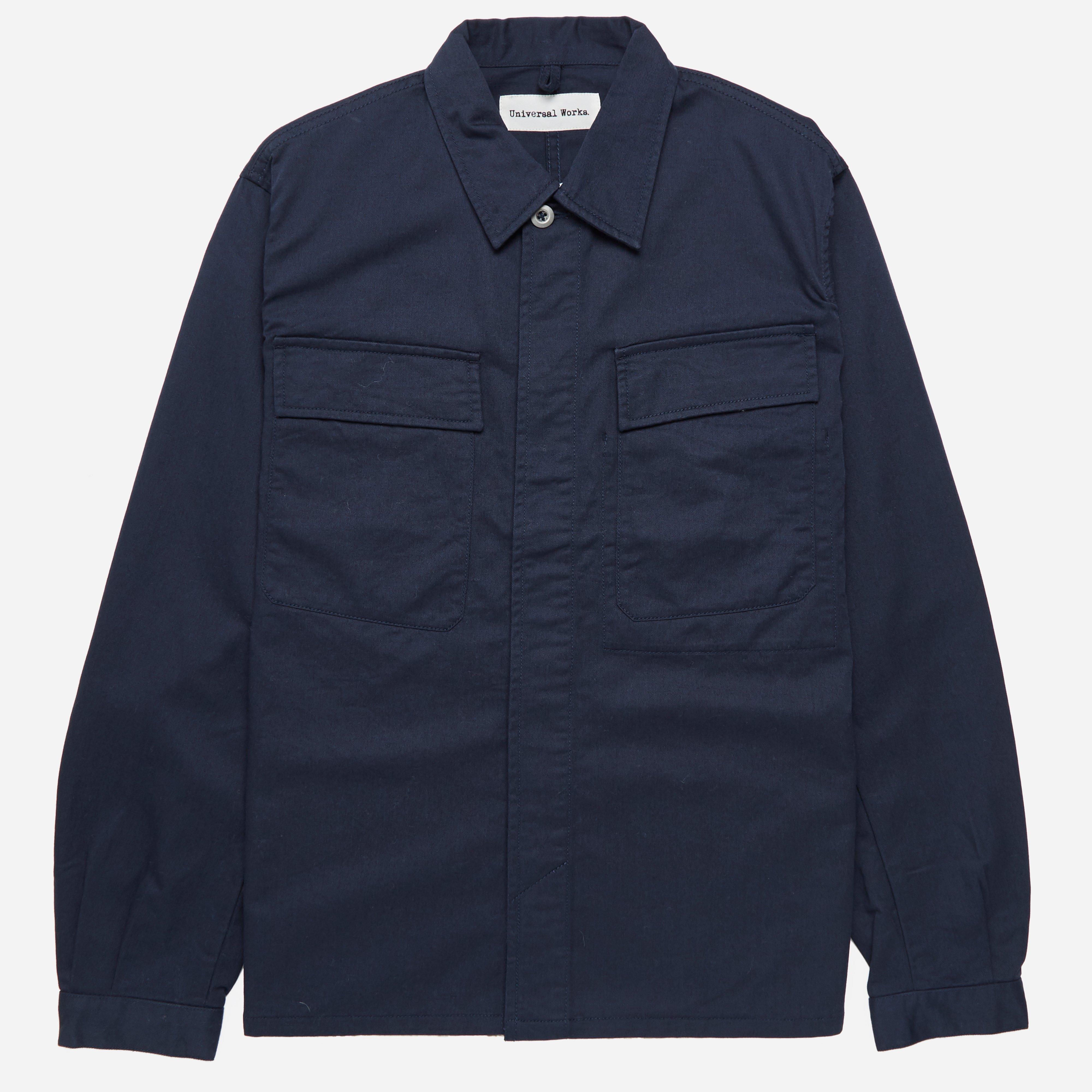 Universal Works Twill MW Chore Overshirt