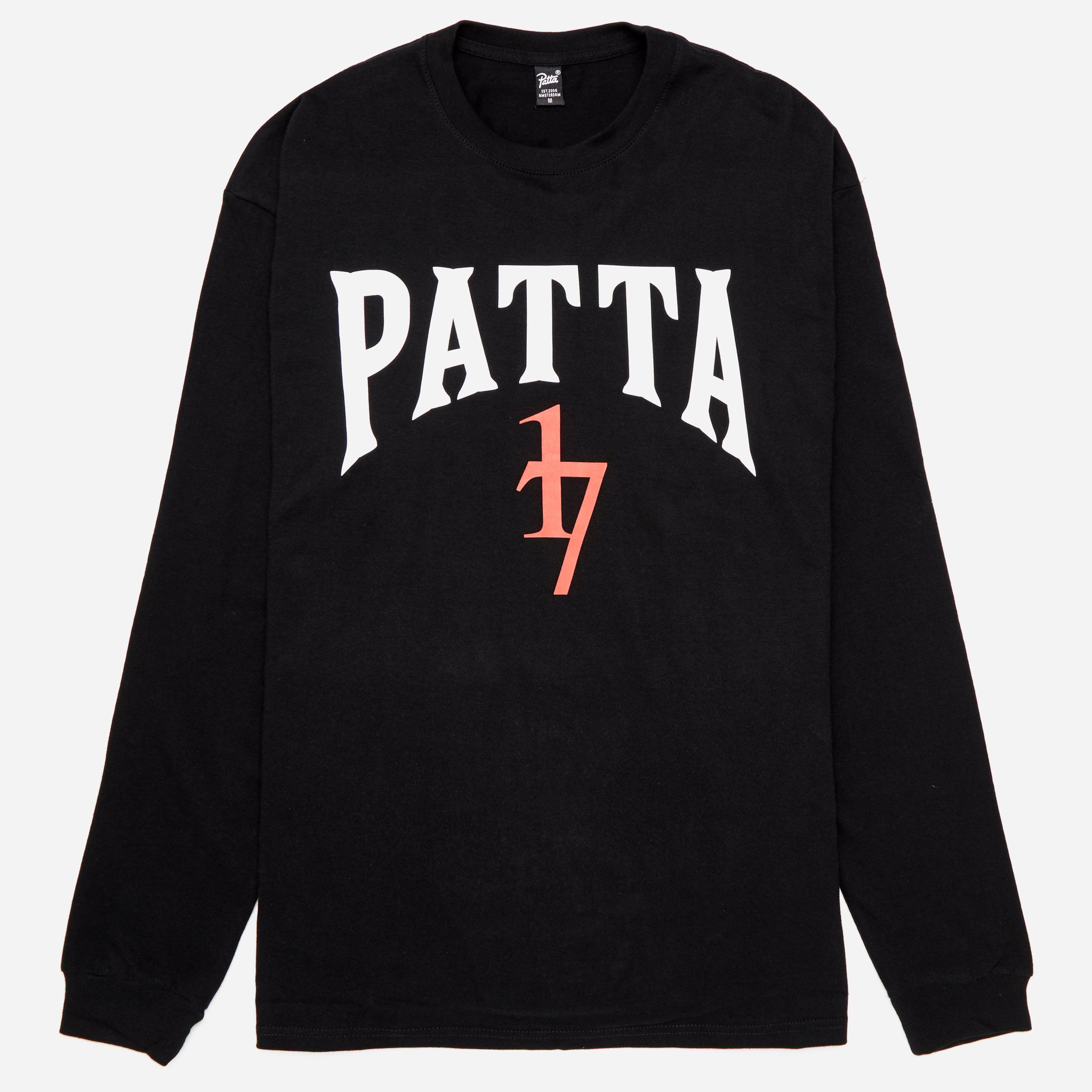 Patta Long Sleeve Life T-shirt