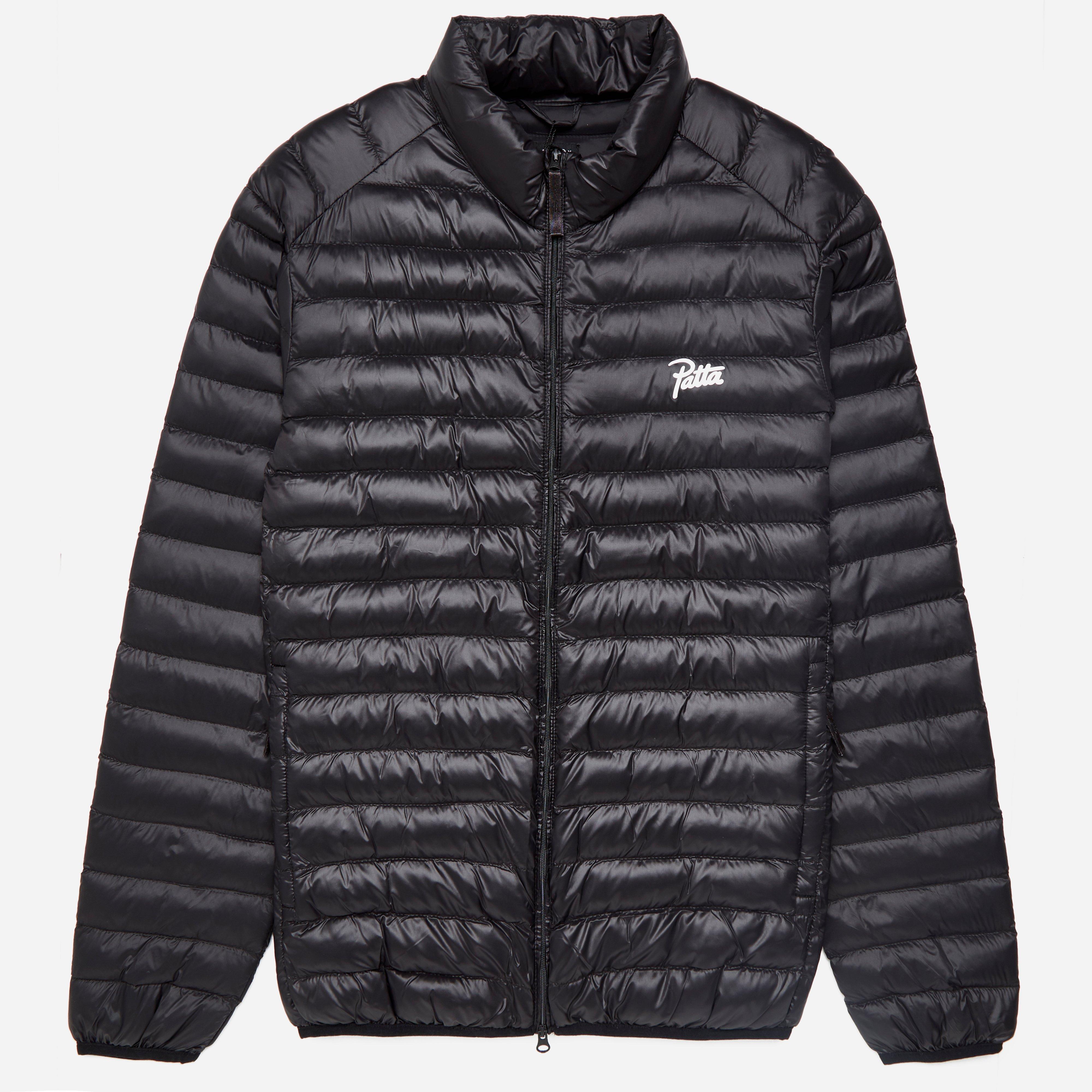 Patta Label Light Insulated Jacket