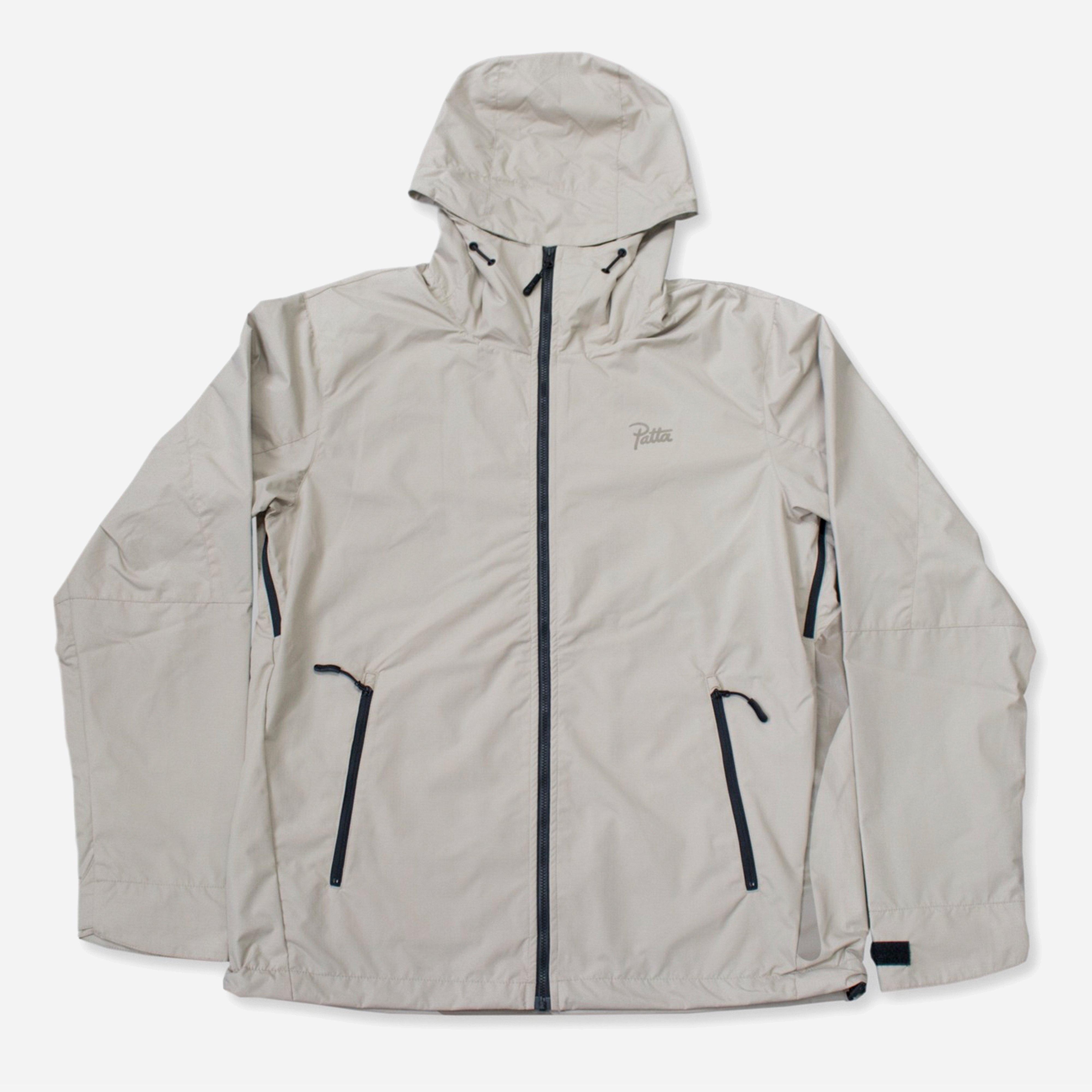 Patta Script Logo Rain Shell Jacket