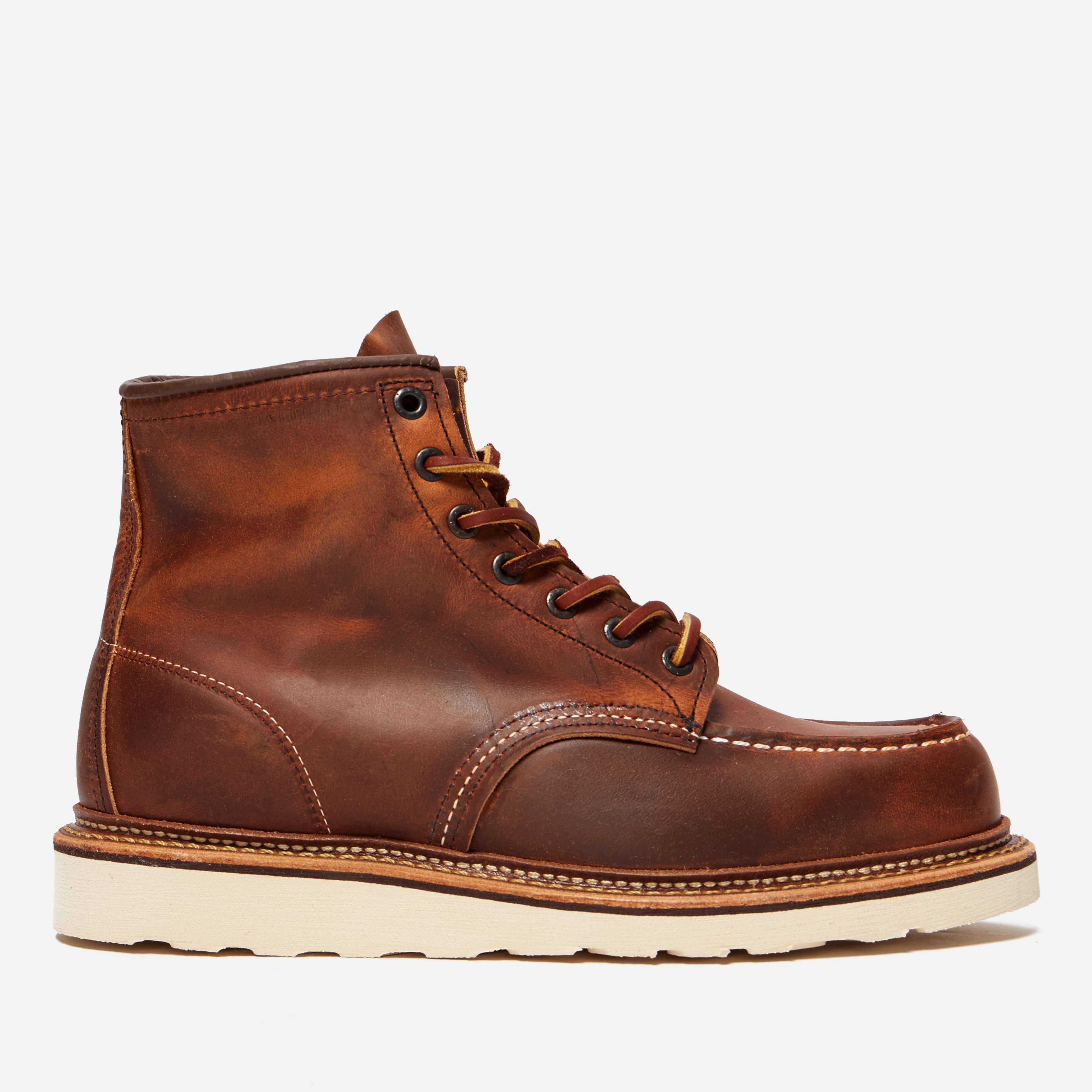 Red Wing 1907 Moc Toe Boot