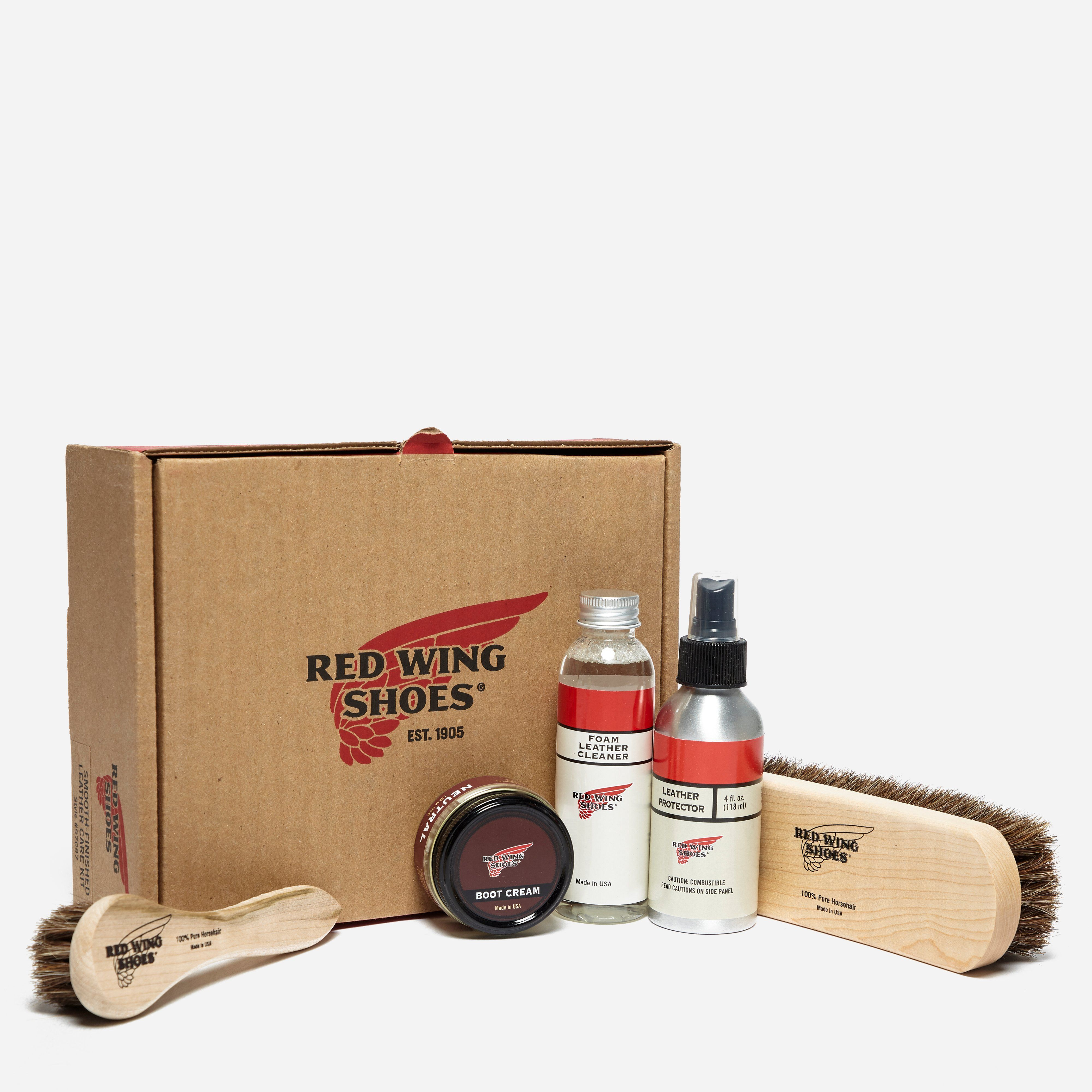 Red Wing Care Kit Smooth Finish