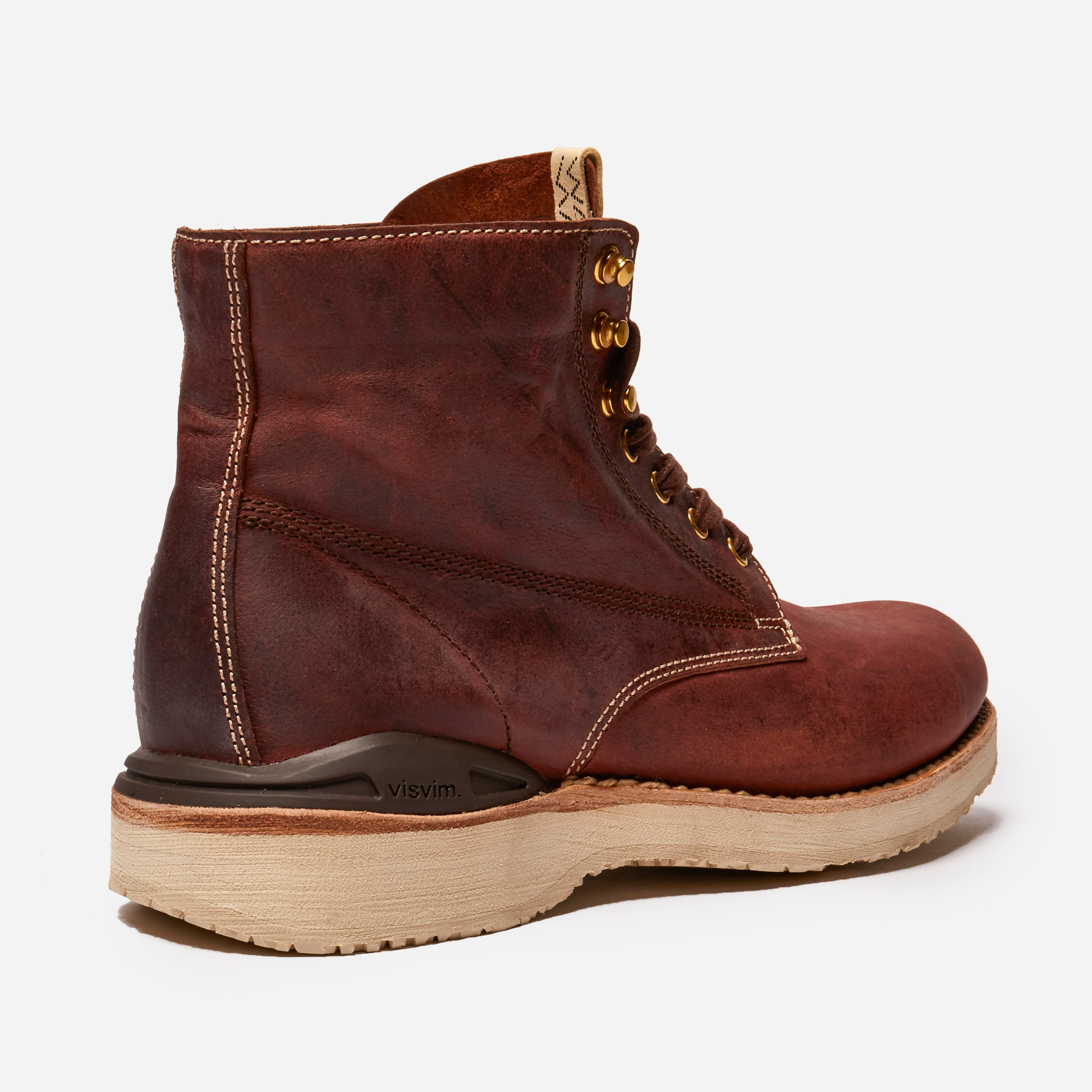 Visvim Virgil Boot - Folk