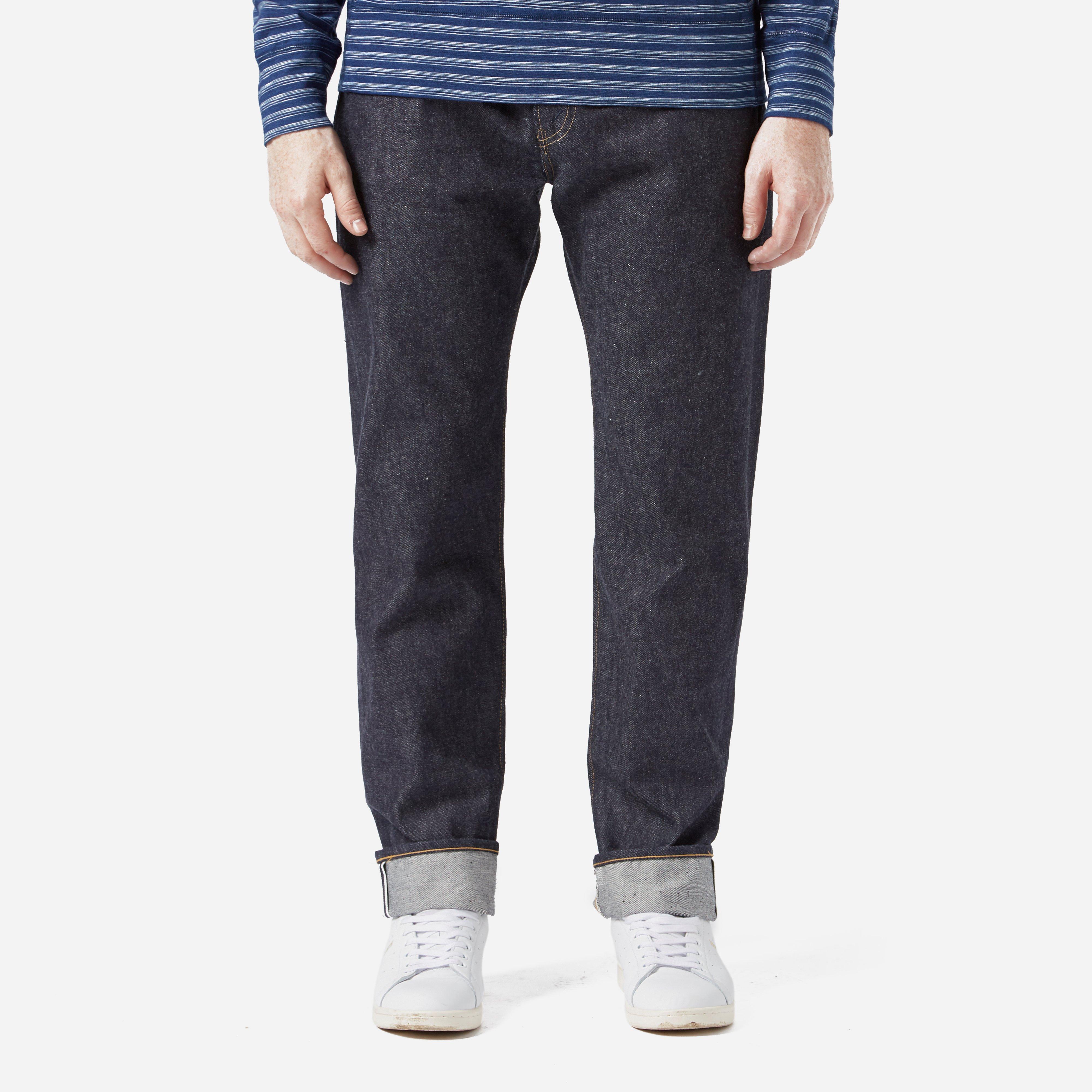 Levis Vintage 1954 501 Rigid Jeans