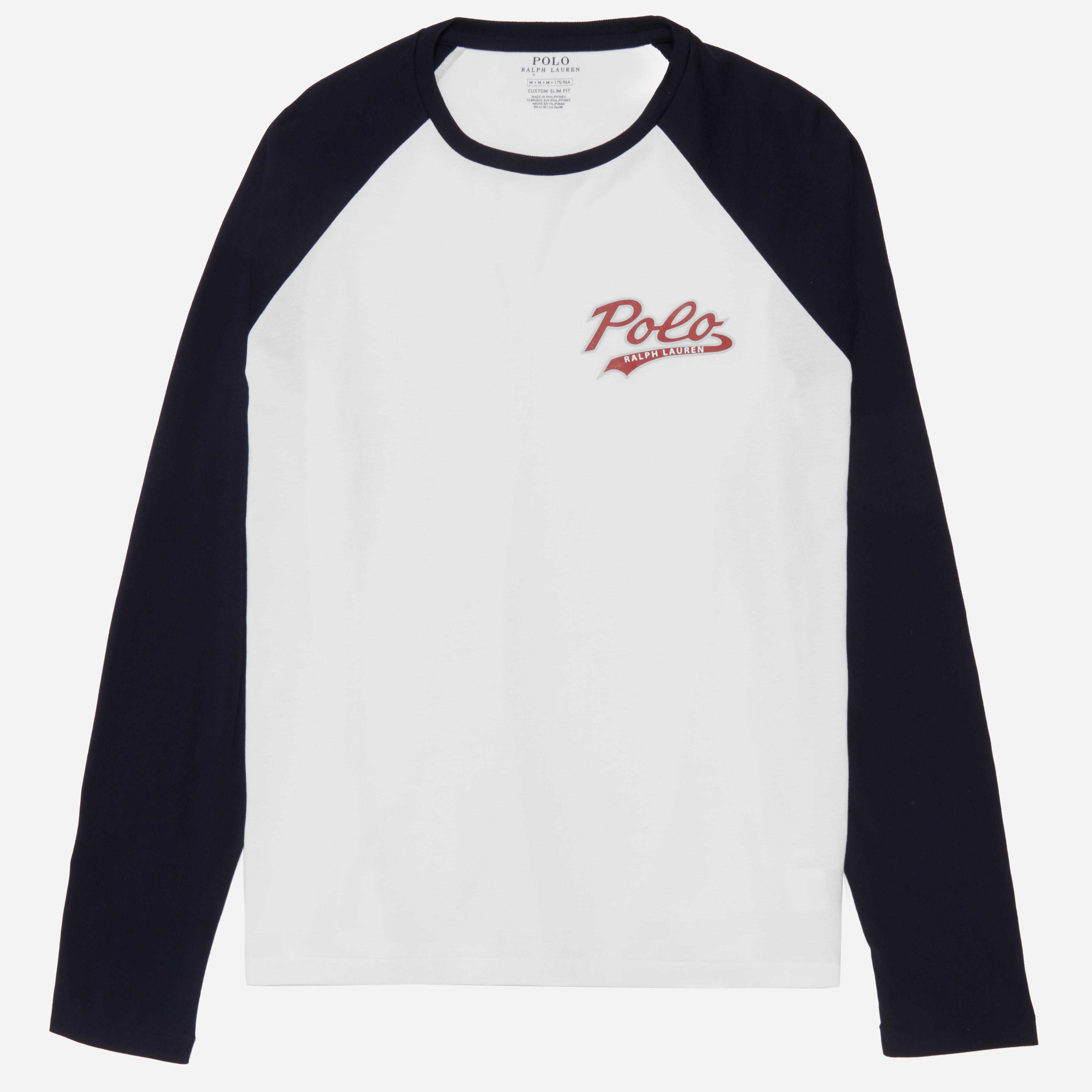 Polo Ralph Lauren Long Sleeve Raglan T-shirt