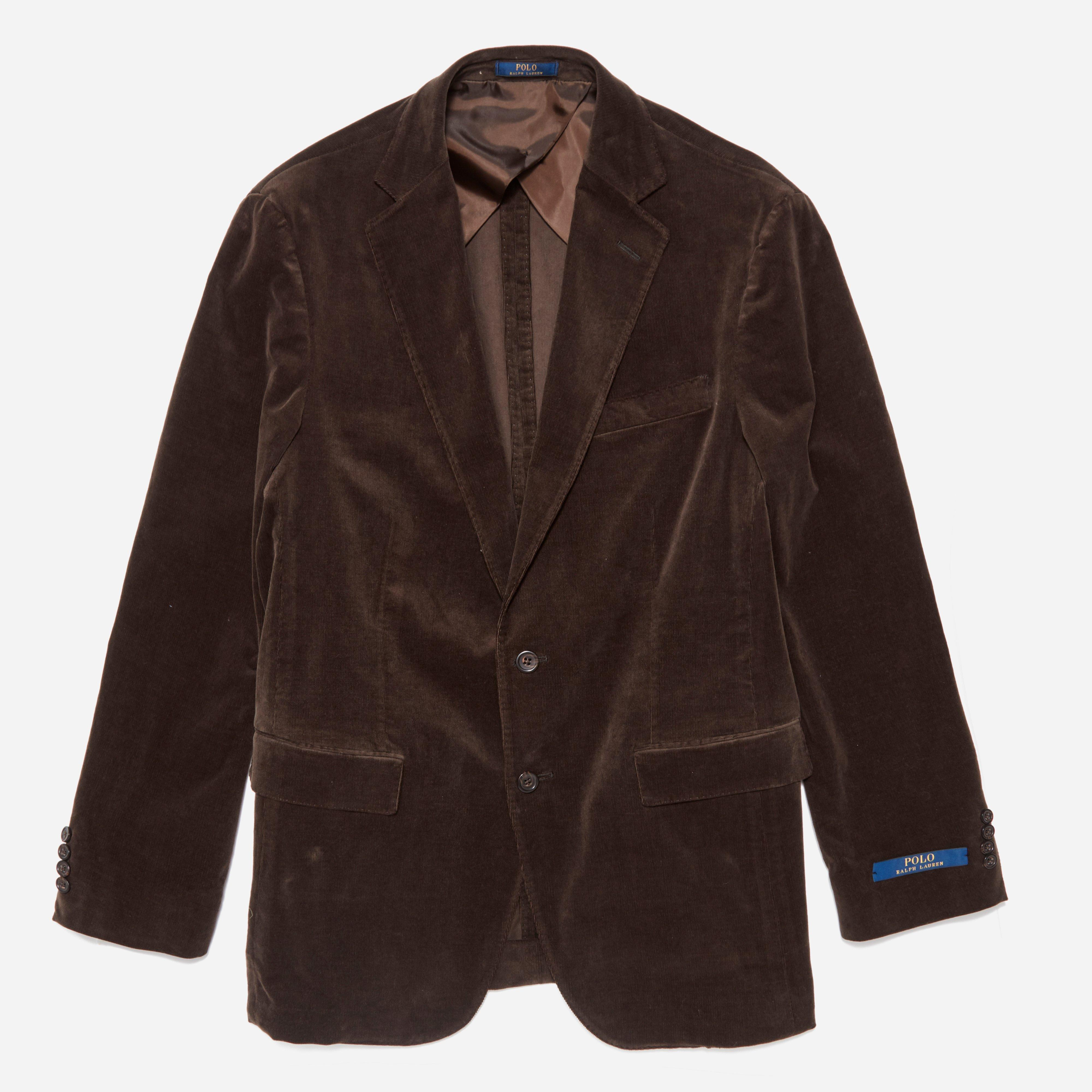 Polo Ralph Lauren Morgan Corduroy Suit Jacket