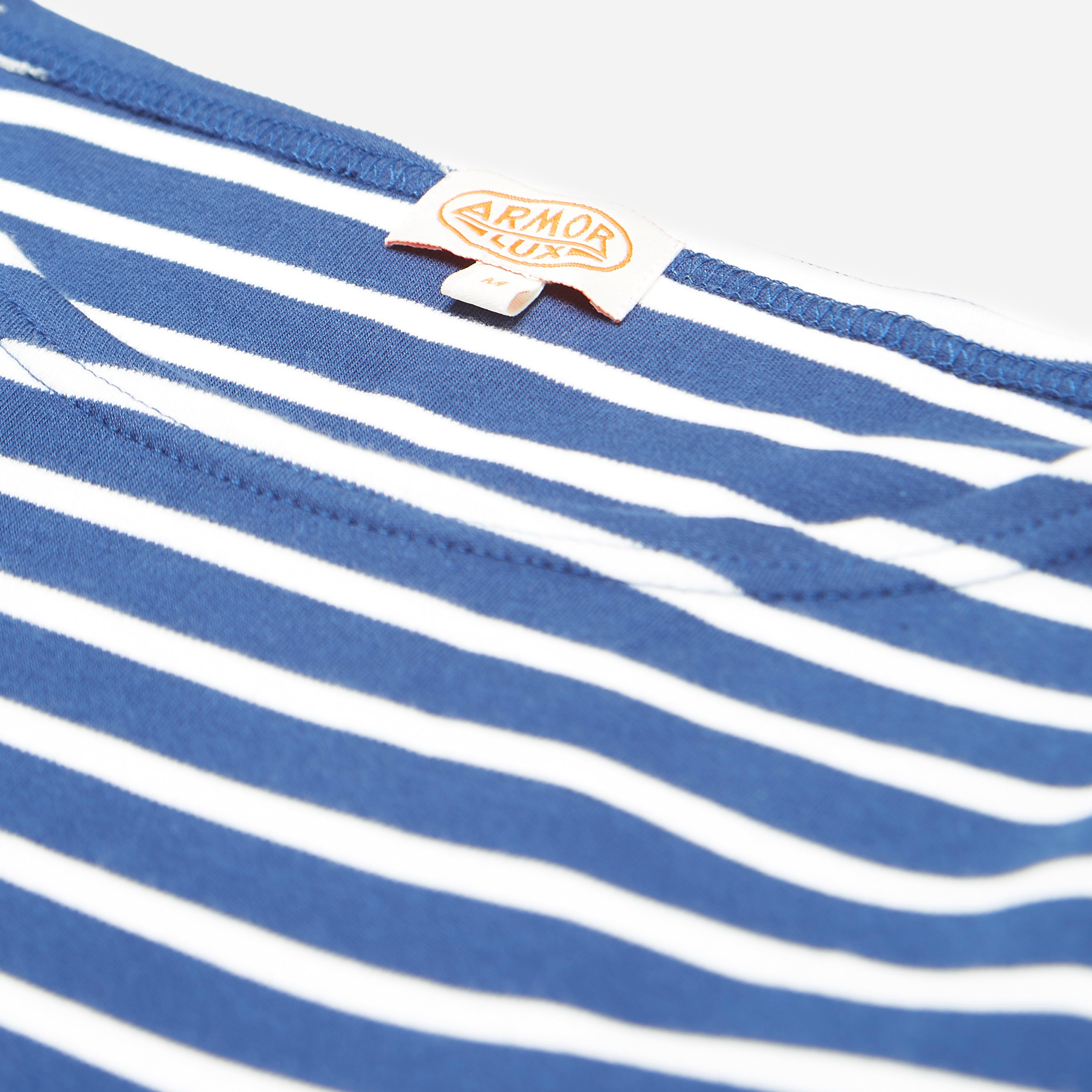Armor Lux Long Sleeve Mariniere T-shirt