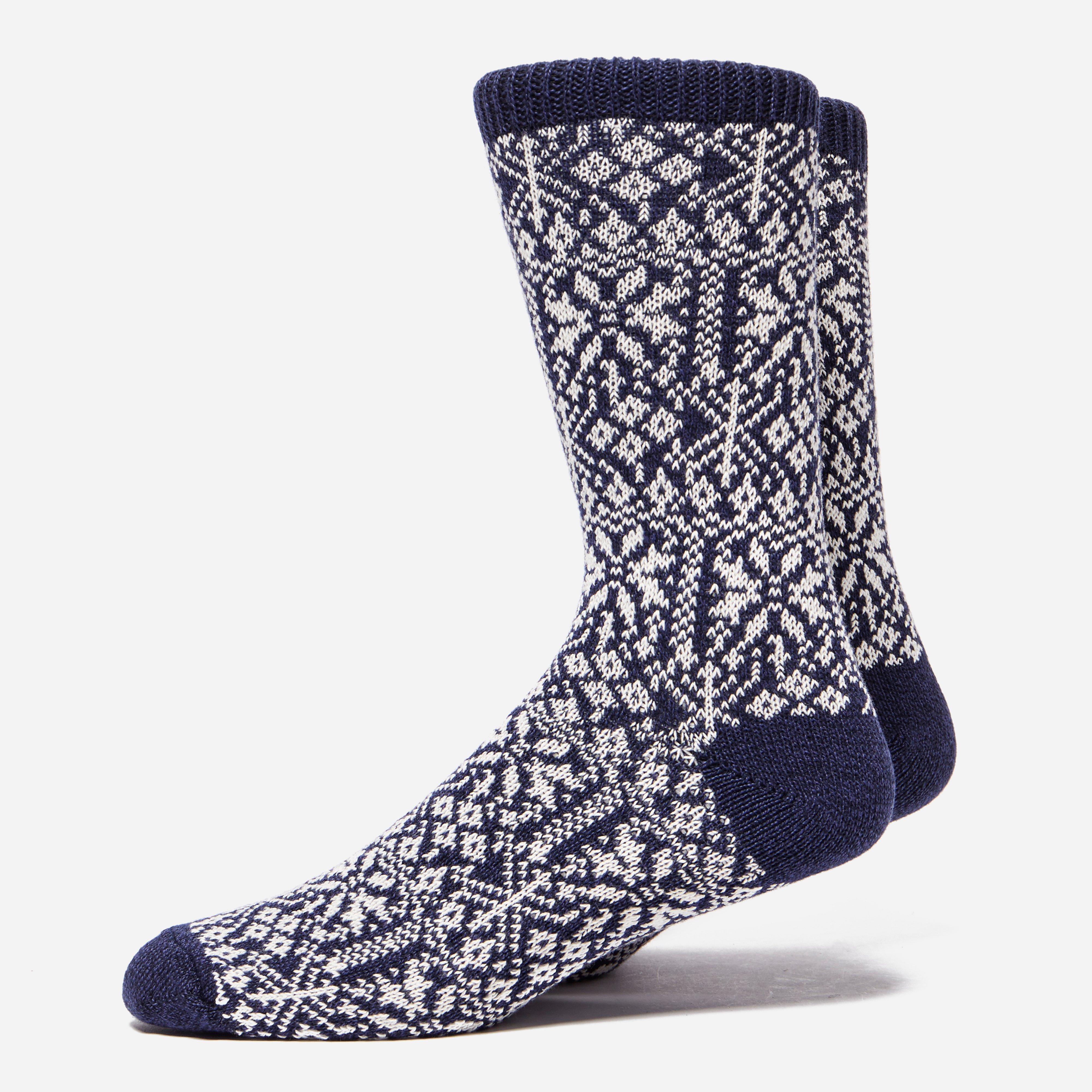 Universal Works Pattern Socks