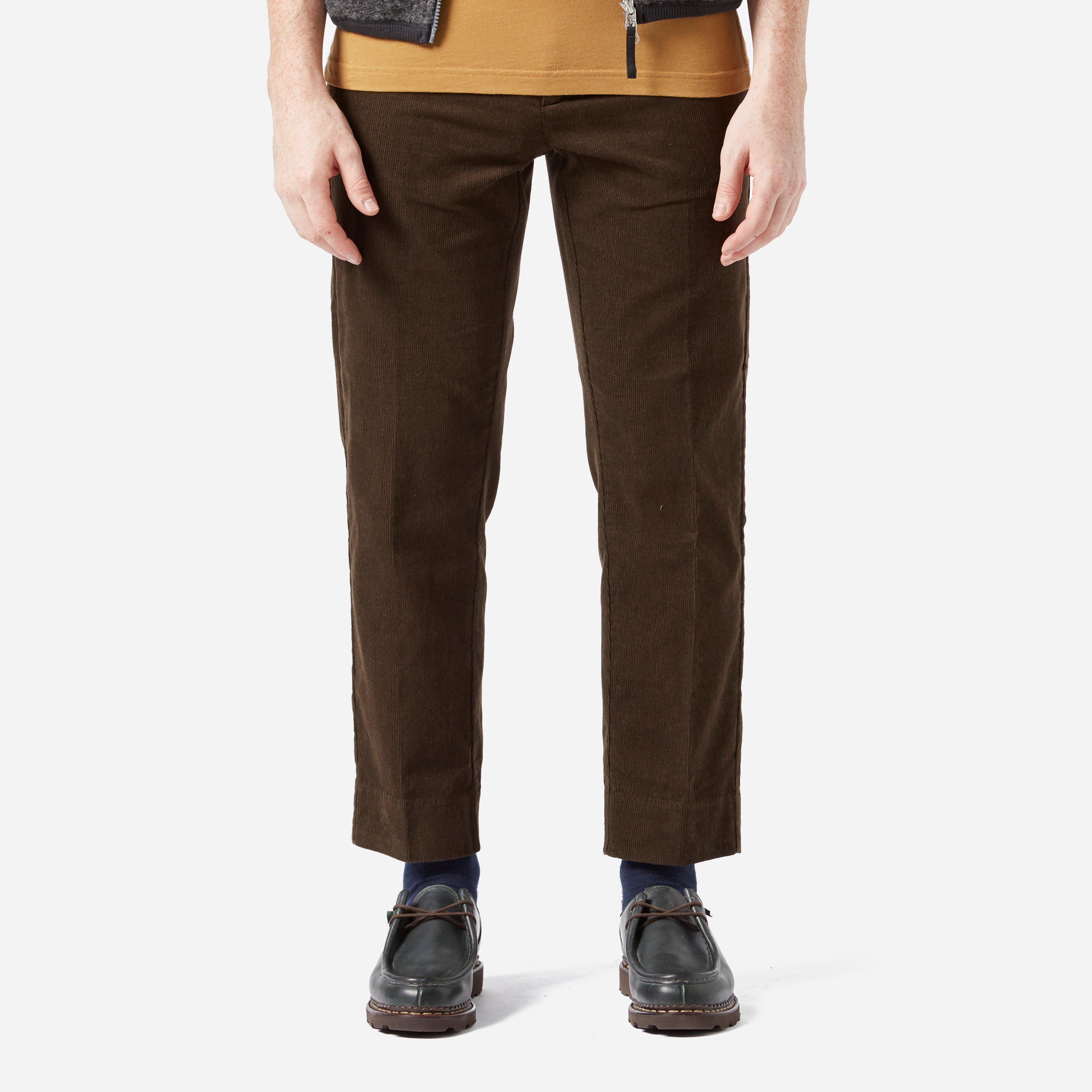 Barbour X Wood Wood Fidra Cord Trouser