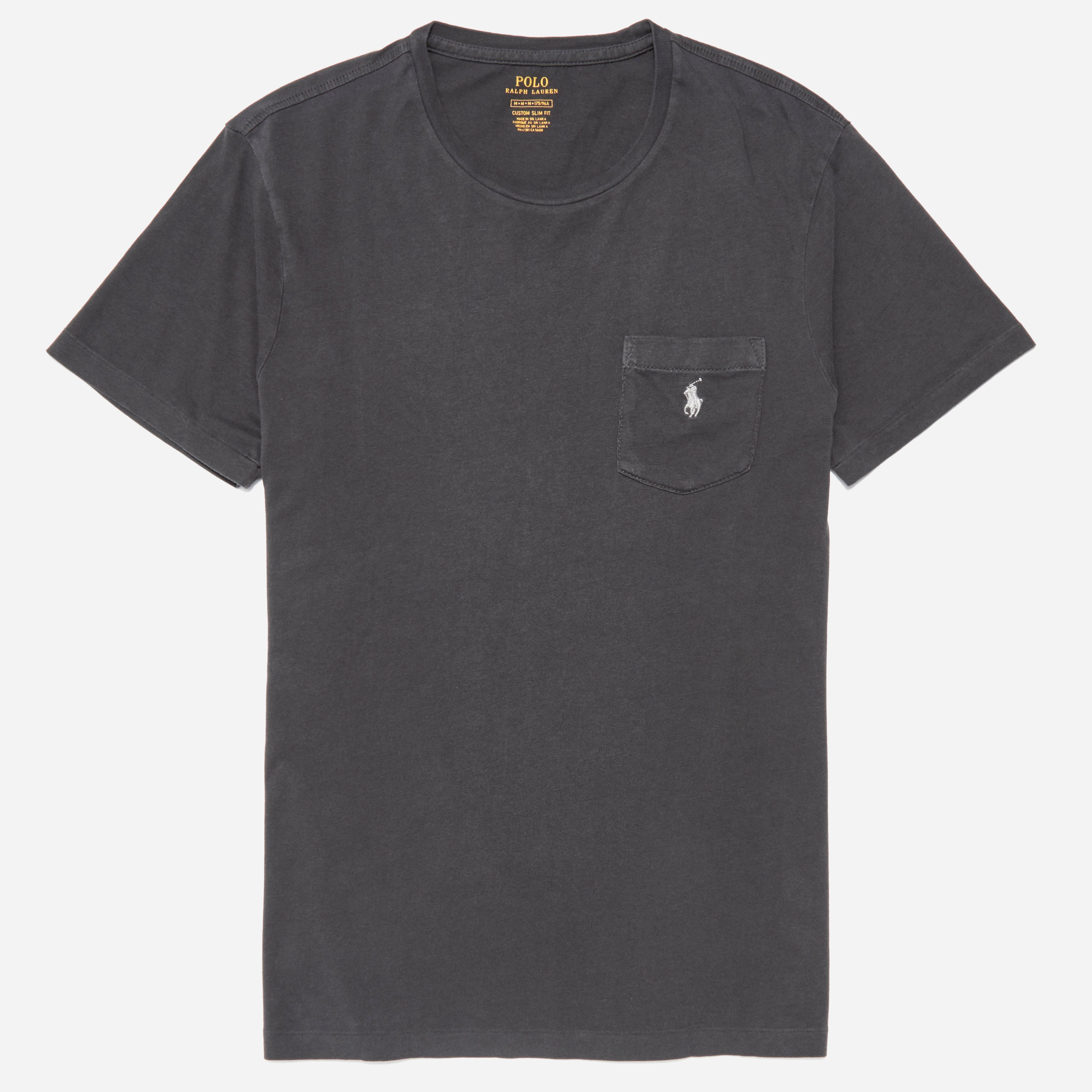 Polo Ralph Lauren Custom Fit Pocket T-shirt