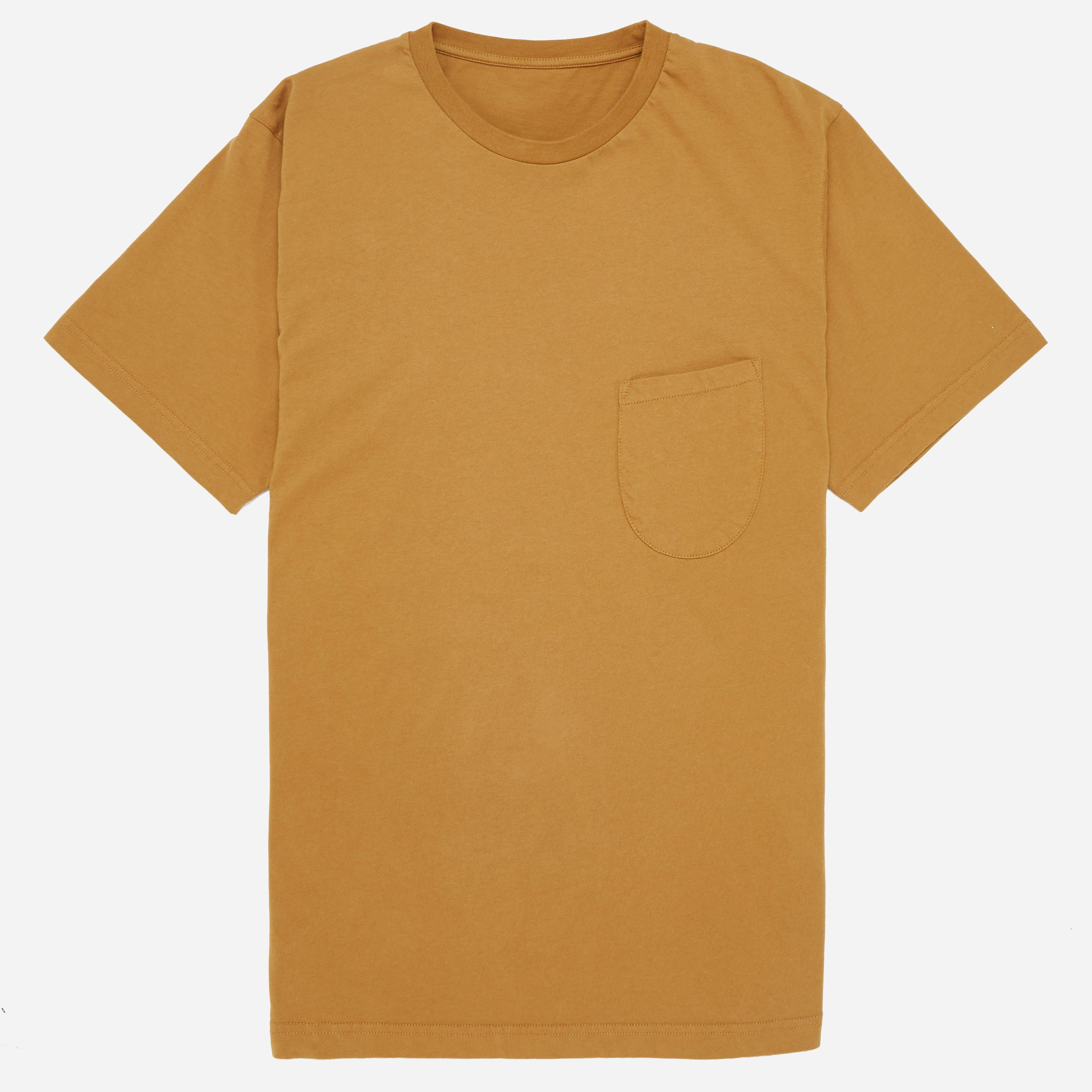 Universal Works Jersey Pocket T-shirt