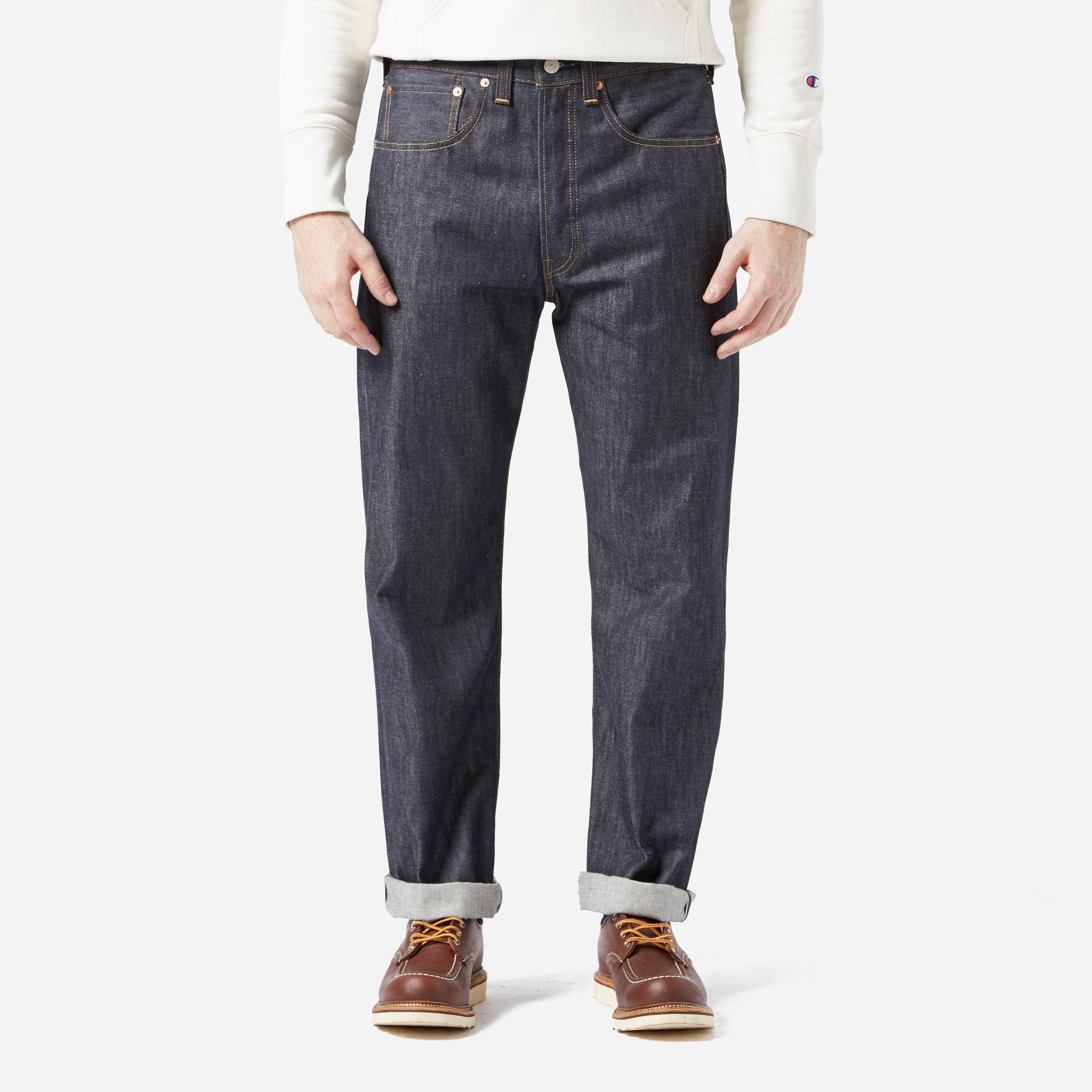 Levis Vintage 1947 501 Rigid Jeans