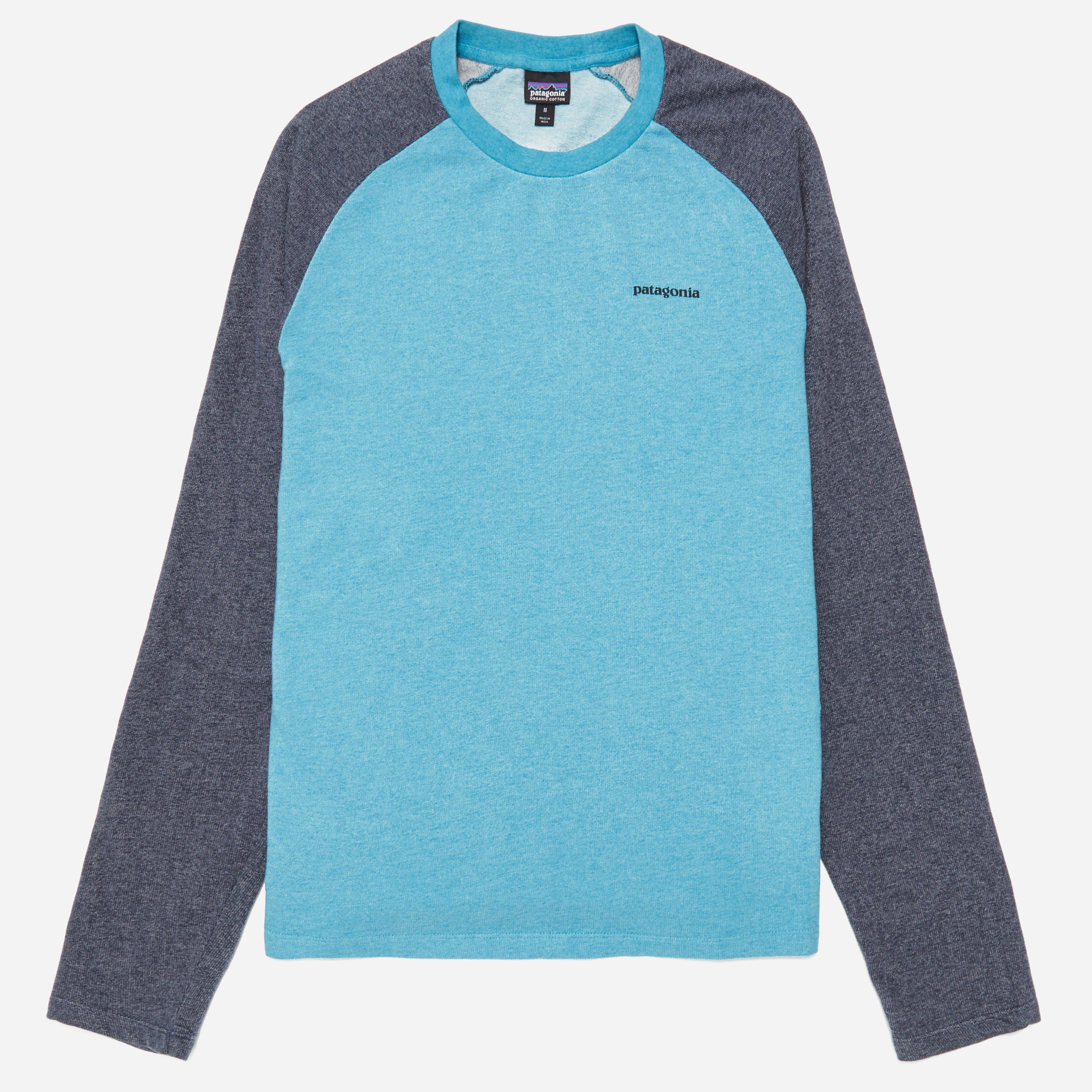 Patagonia P6Logo LW Crew Sweatshirt