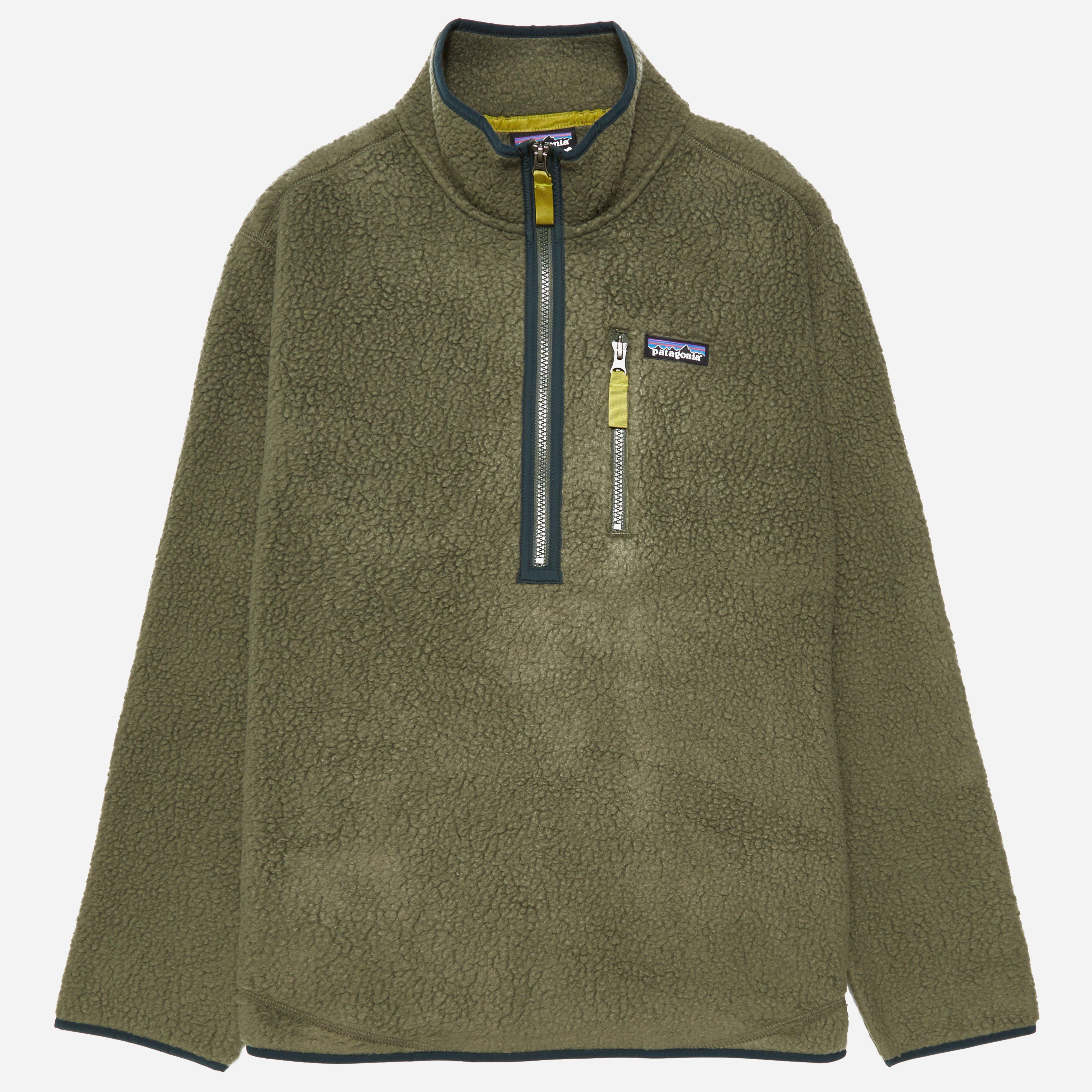 Patagonia Retro Pile Fleece Pullover Jacket