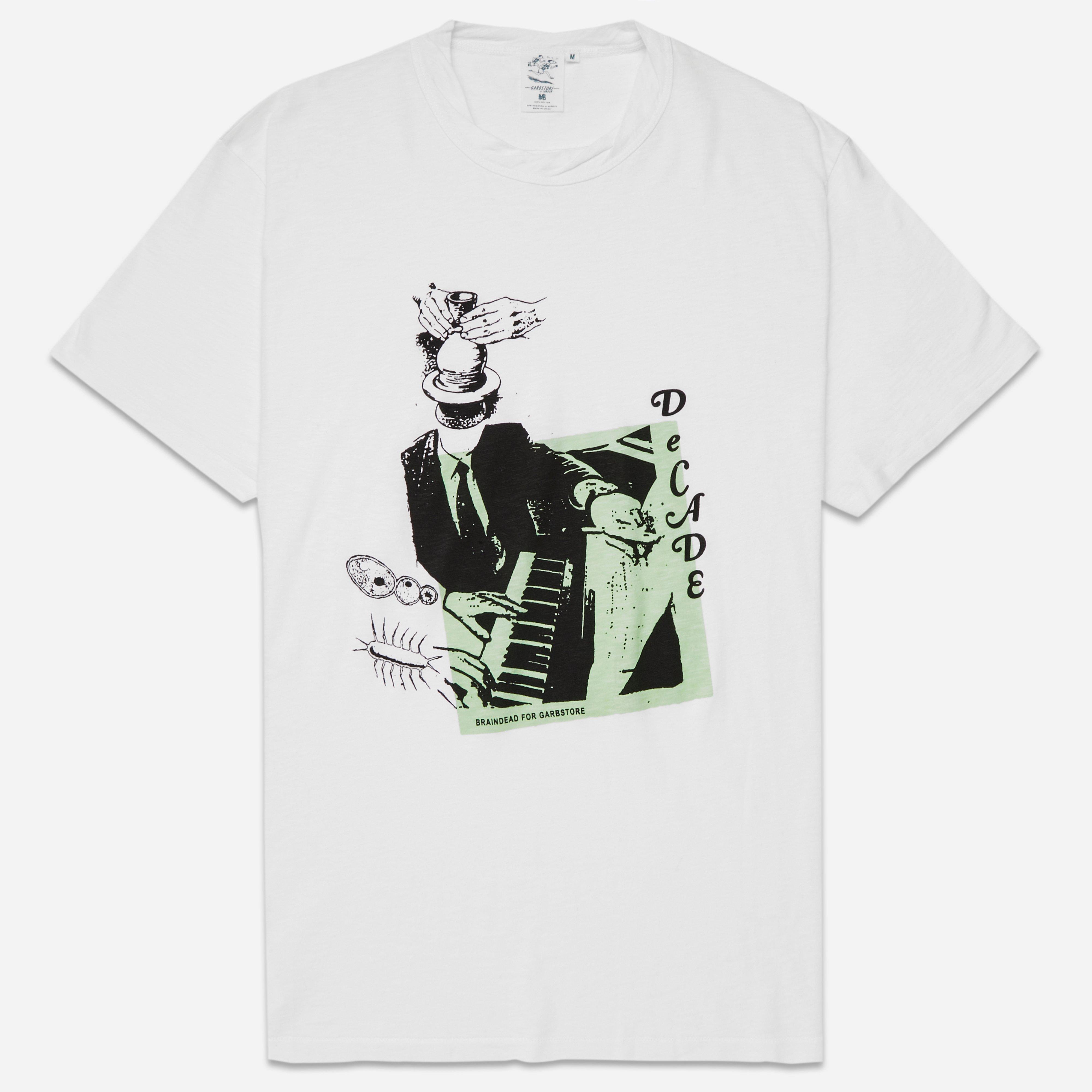 Garbstore Brain Dead Decade T-shirt