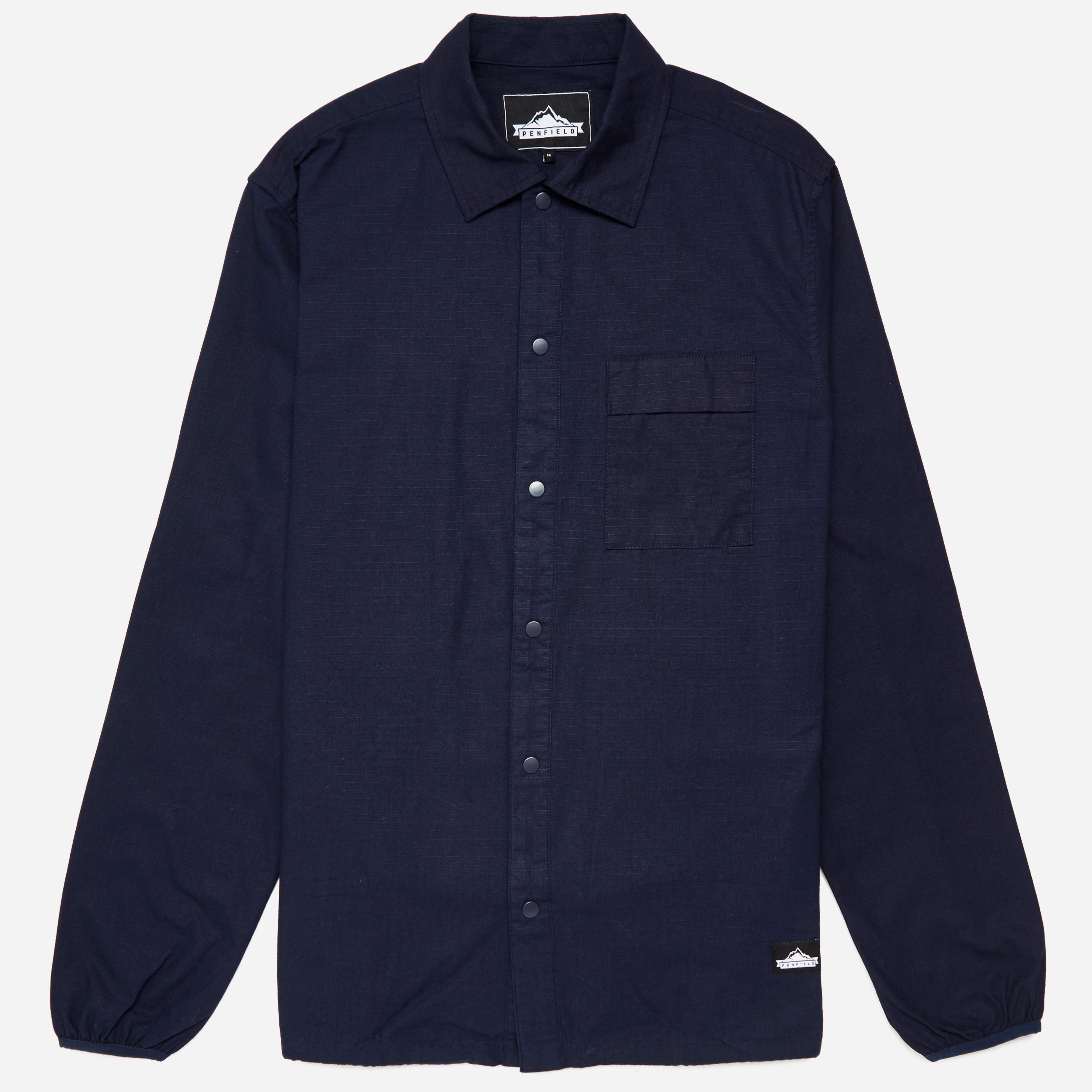 Penfield Blackstone Ripstop Shirt