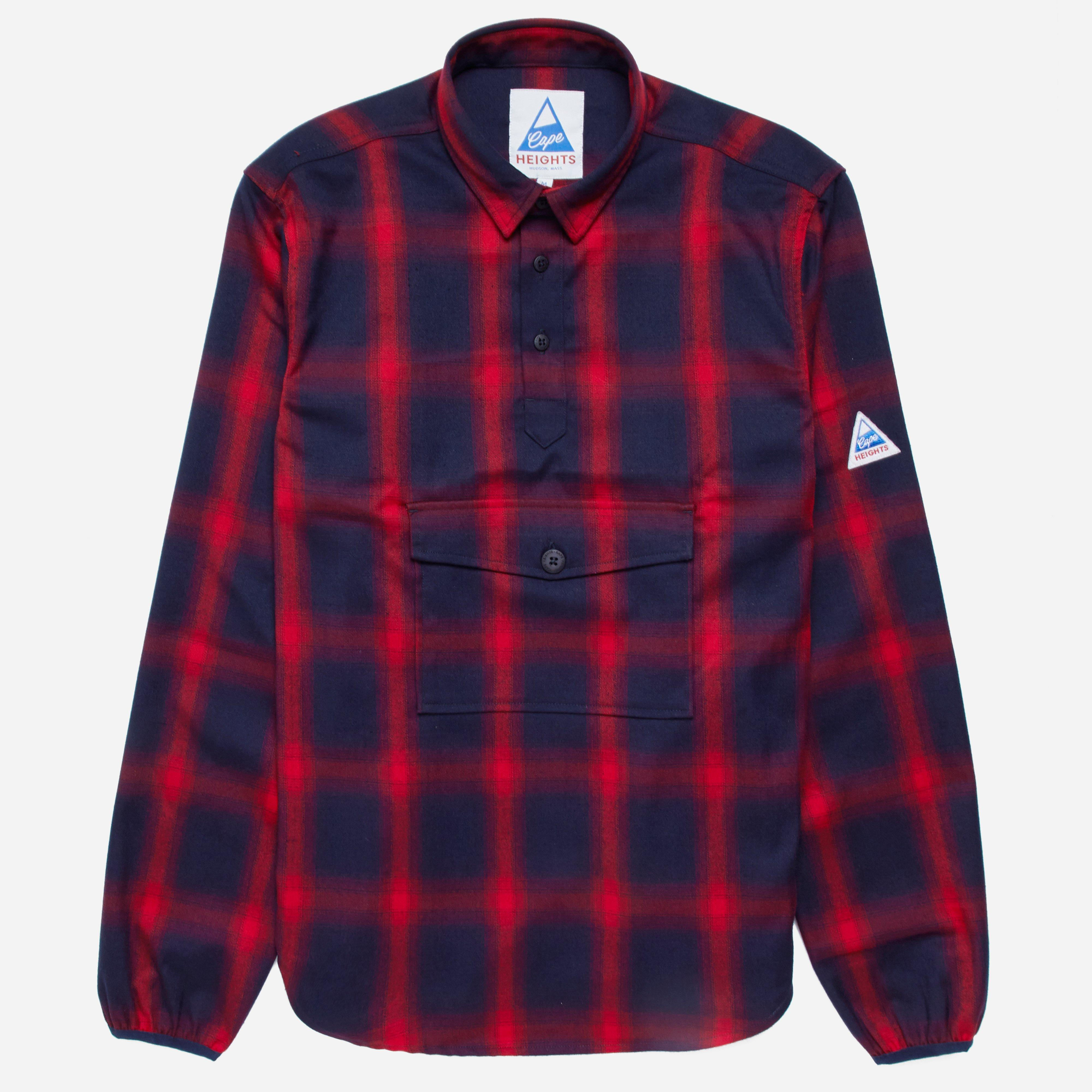 Cape Heights Hyak Flannel Check Shirt