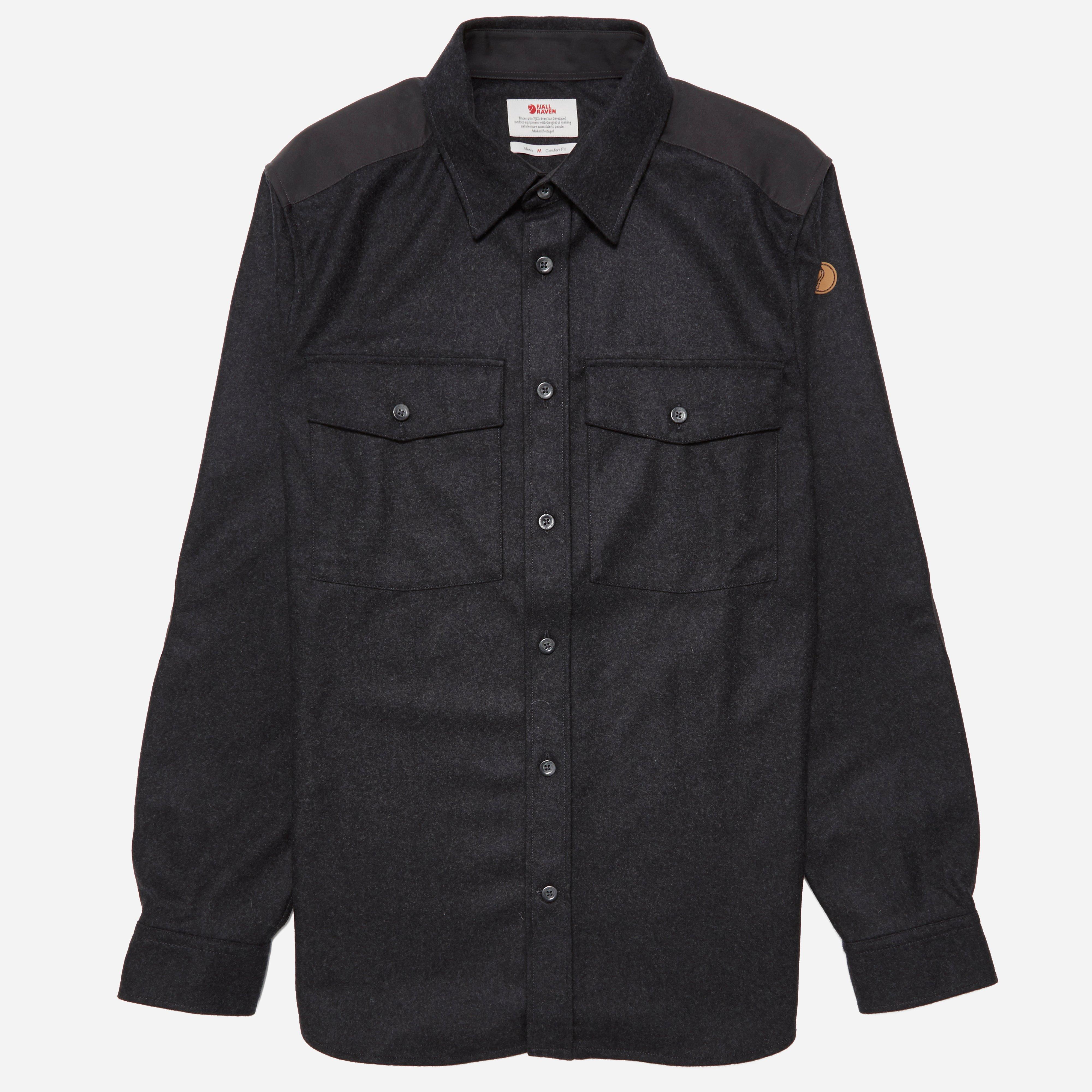 Fjallraven Ovik Re Wool Shirt