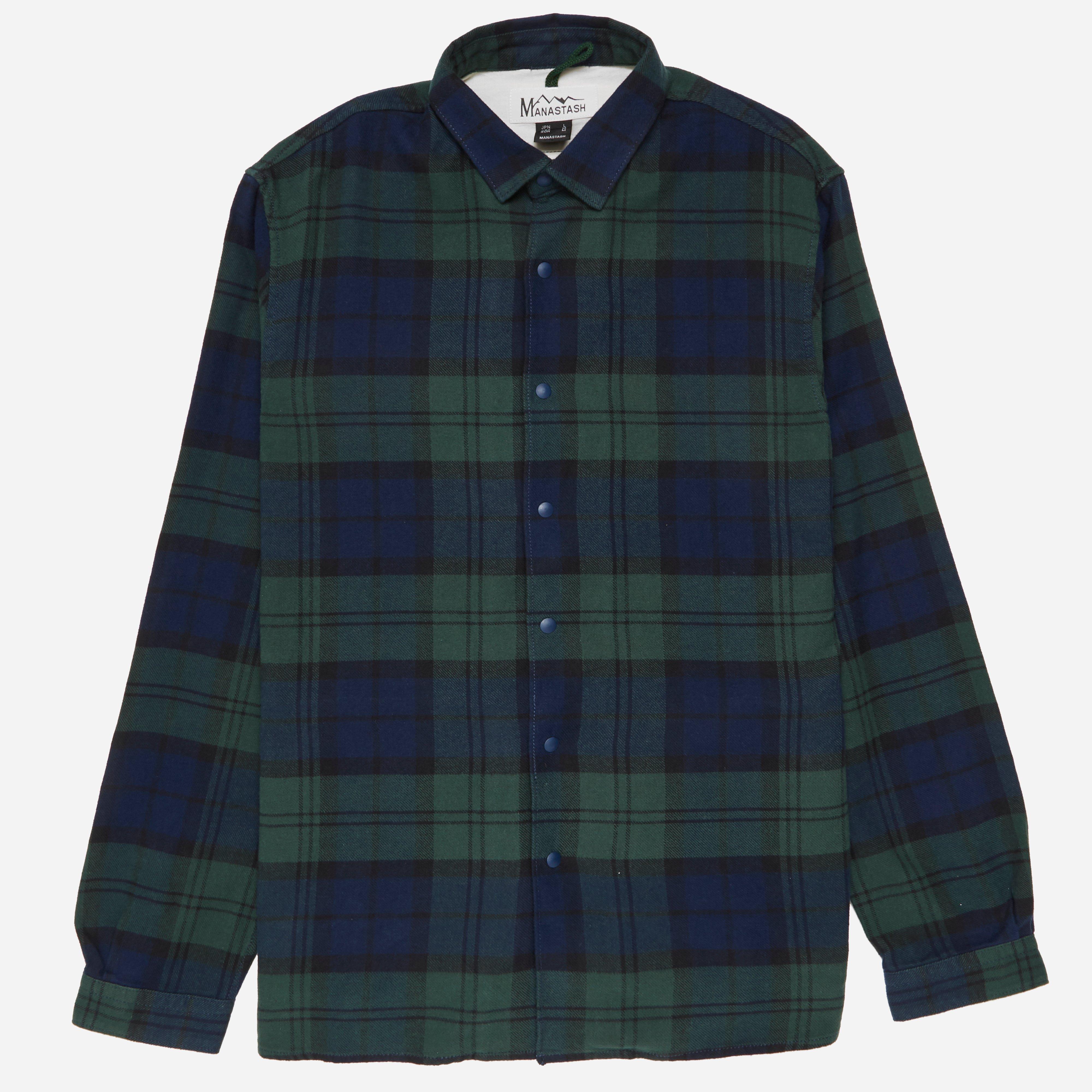 Manastash Lumber Overshirt II