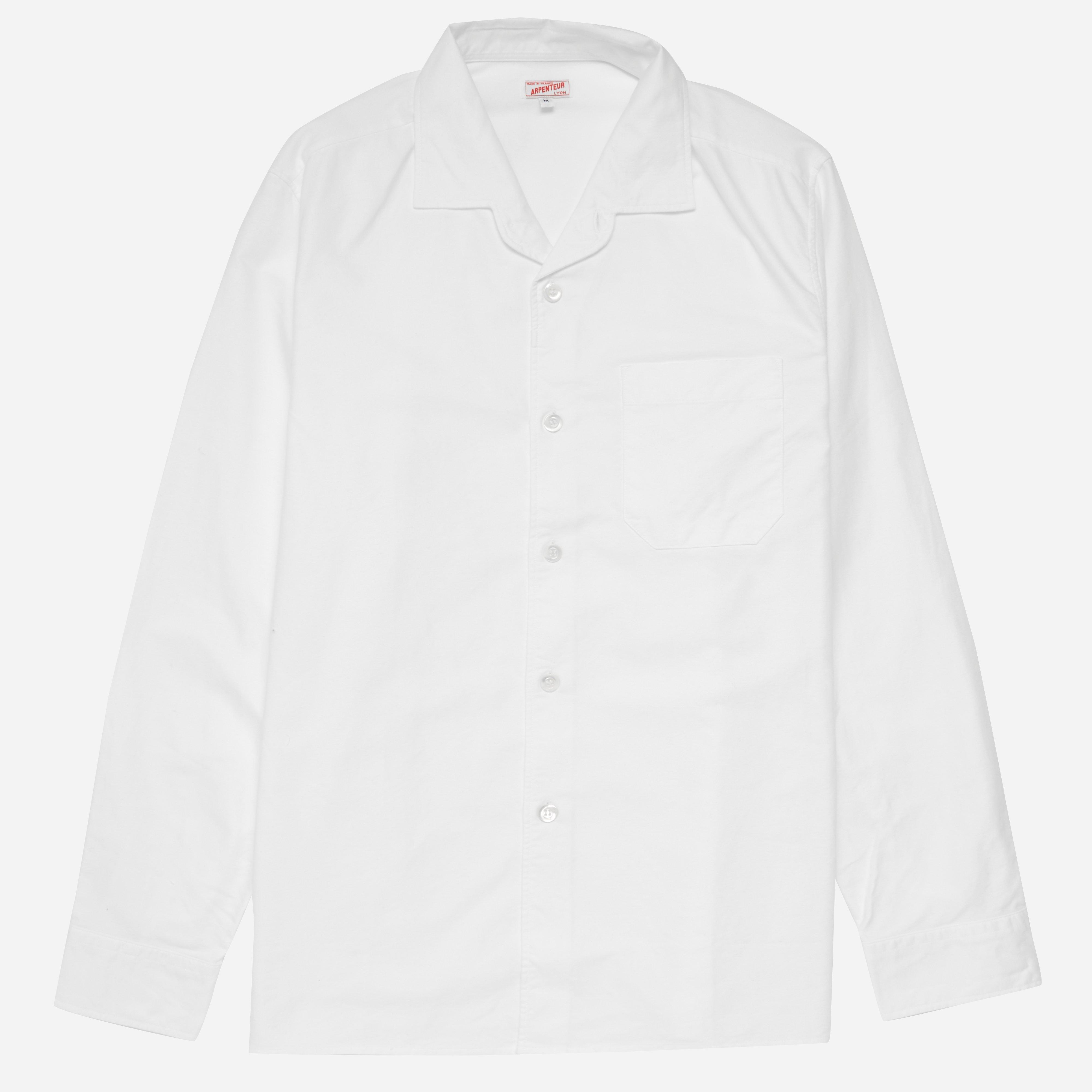 Arpenteur Oxford Pyjama Shirt