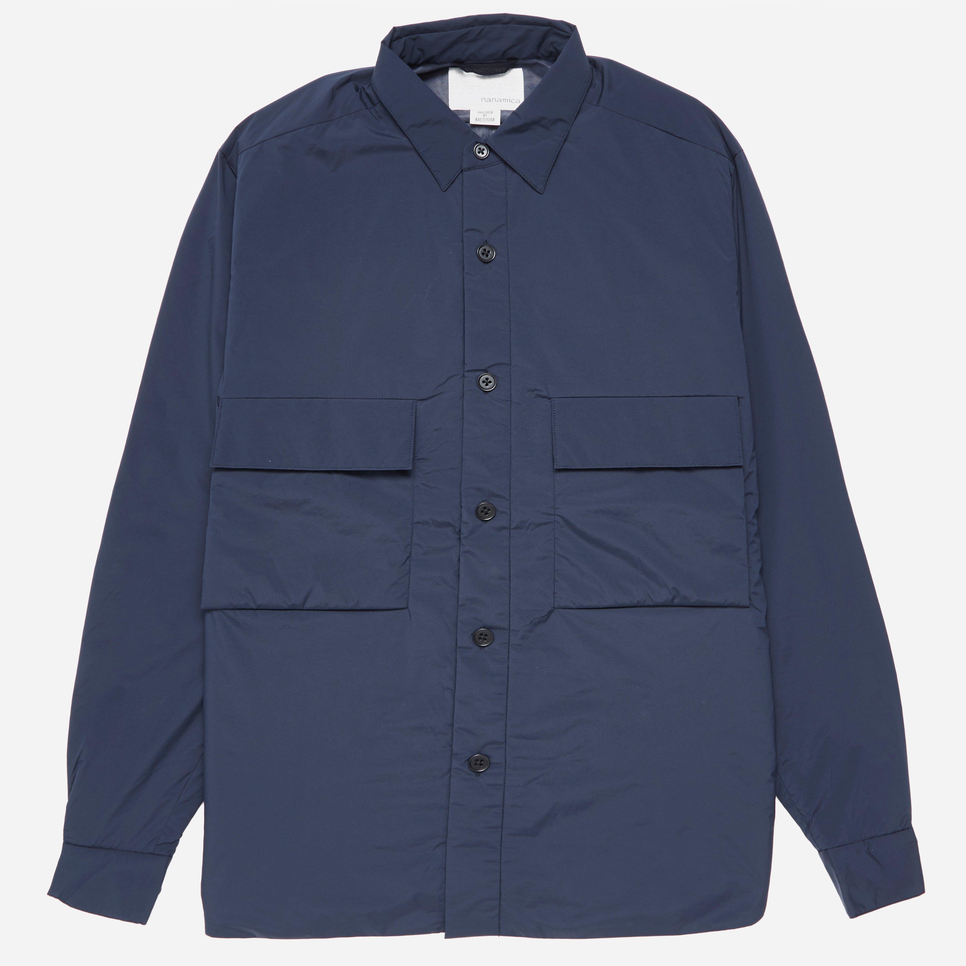 Nanamica Insulation Shirt