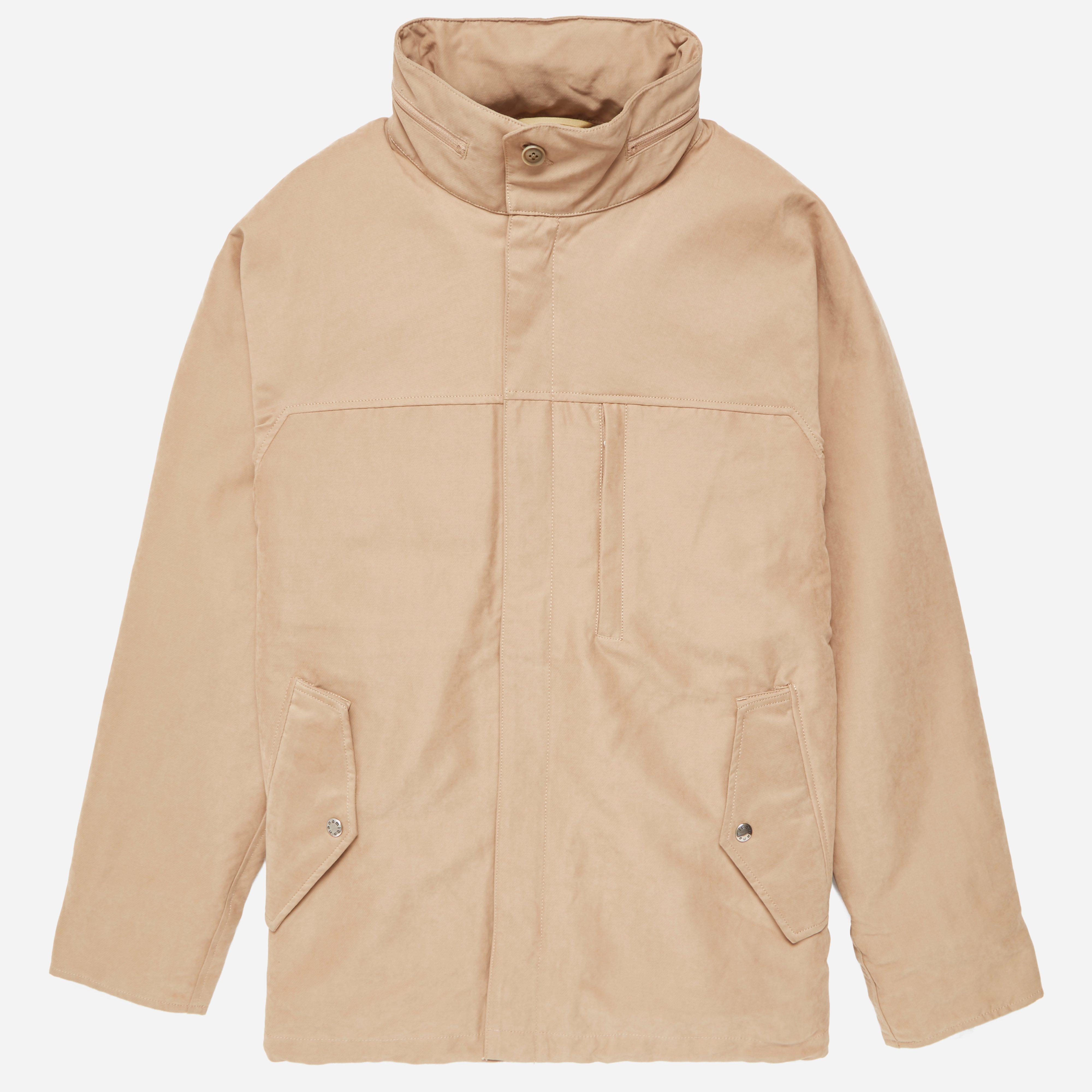 Nanamica Moleskin Down Jacket