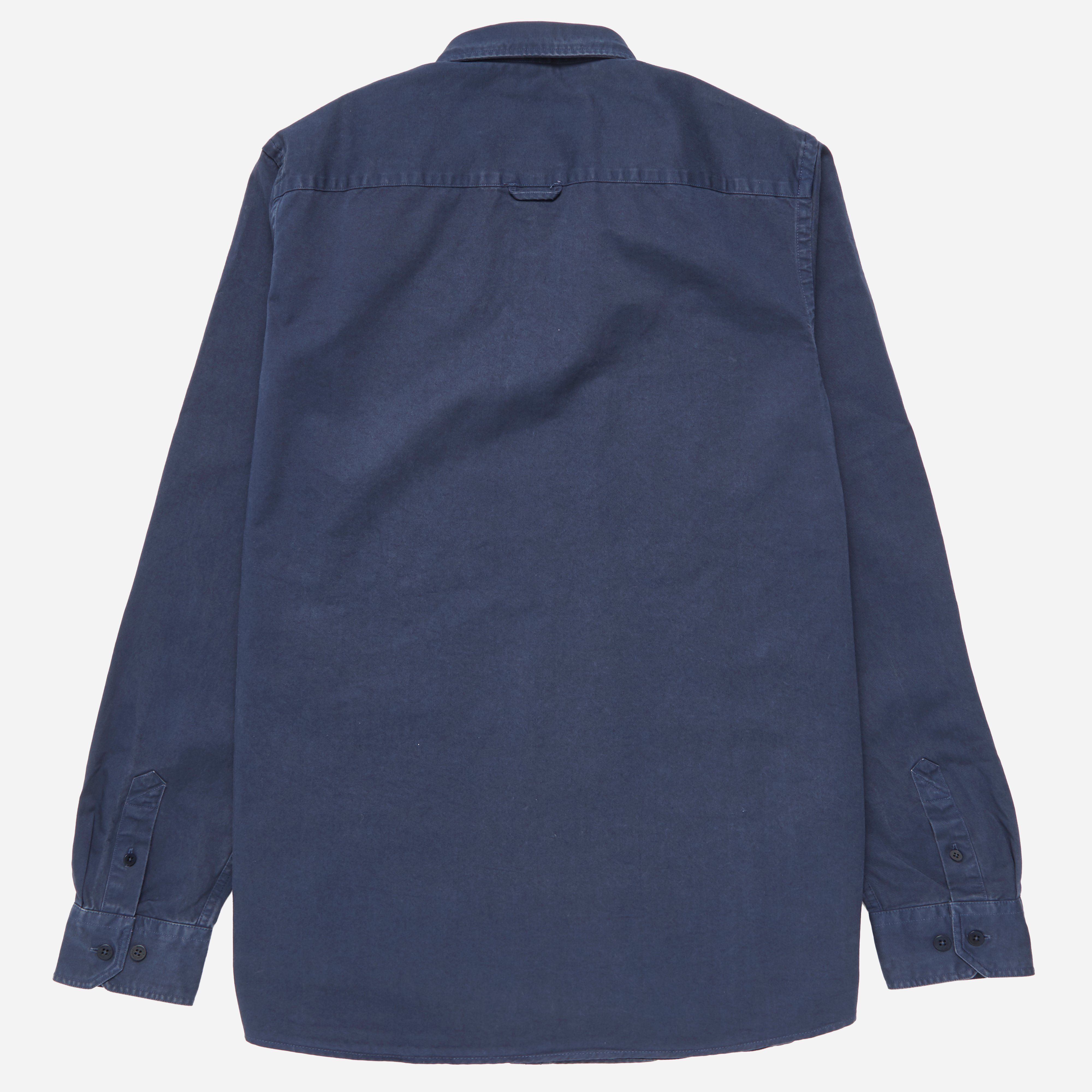 Norse Projects Villads Twill Shirt