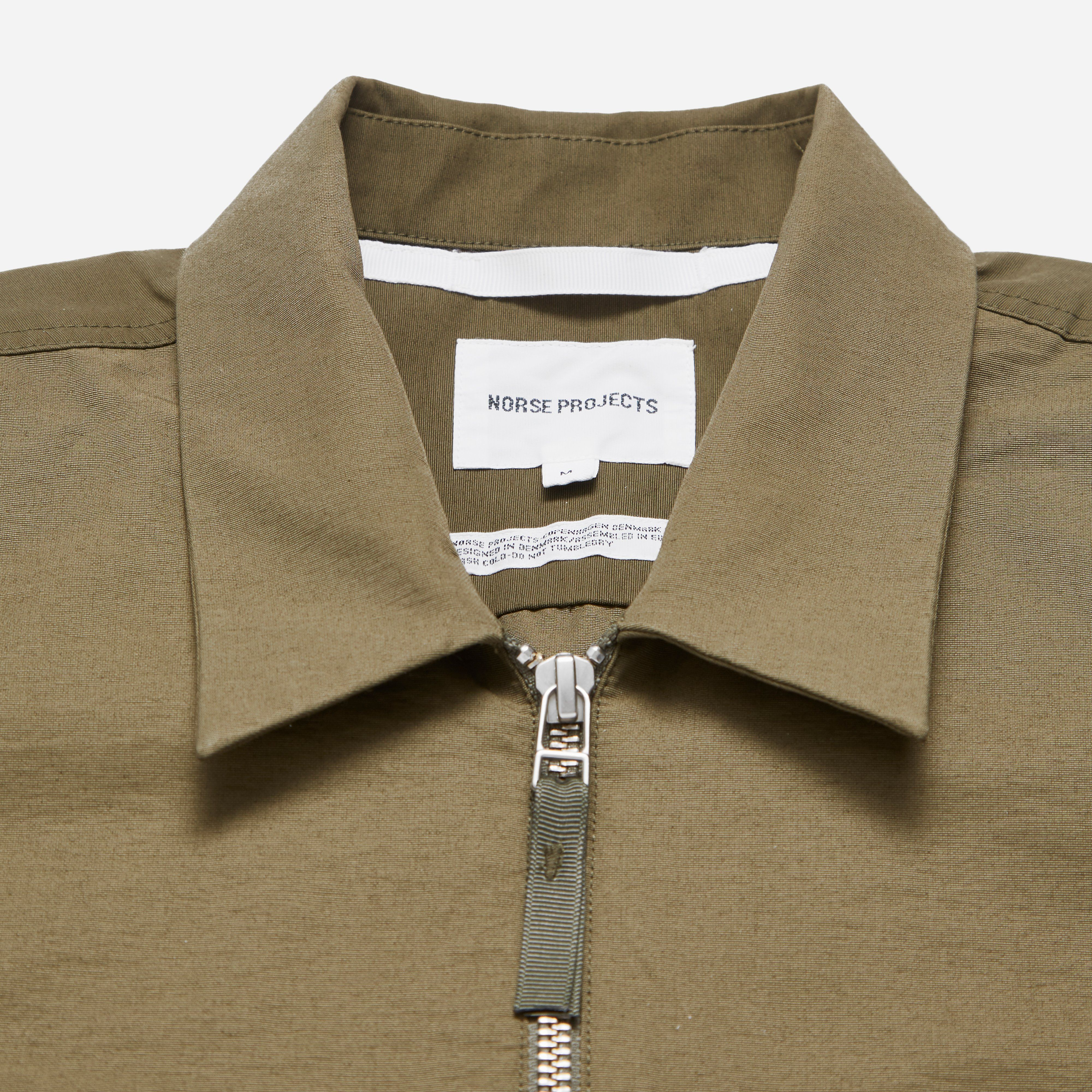 Norse Projects Jens Grosgrain Shirt