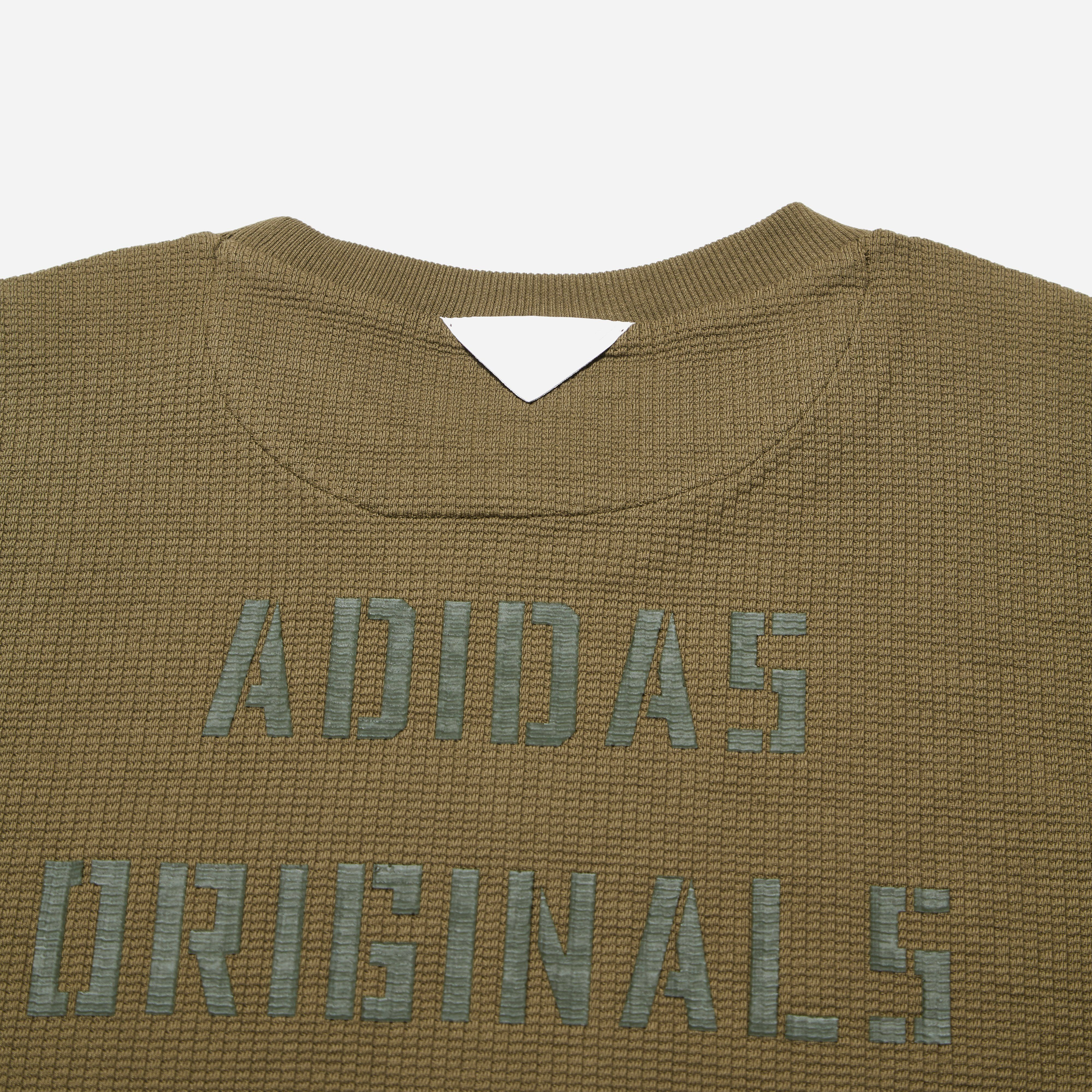 adidas Originals X White Mountaineering Crew Sweat