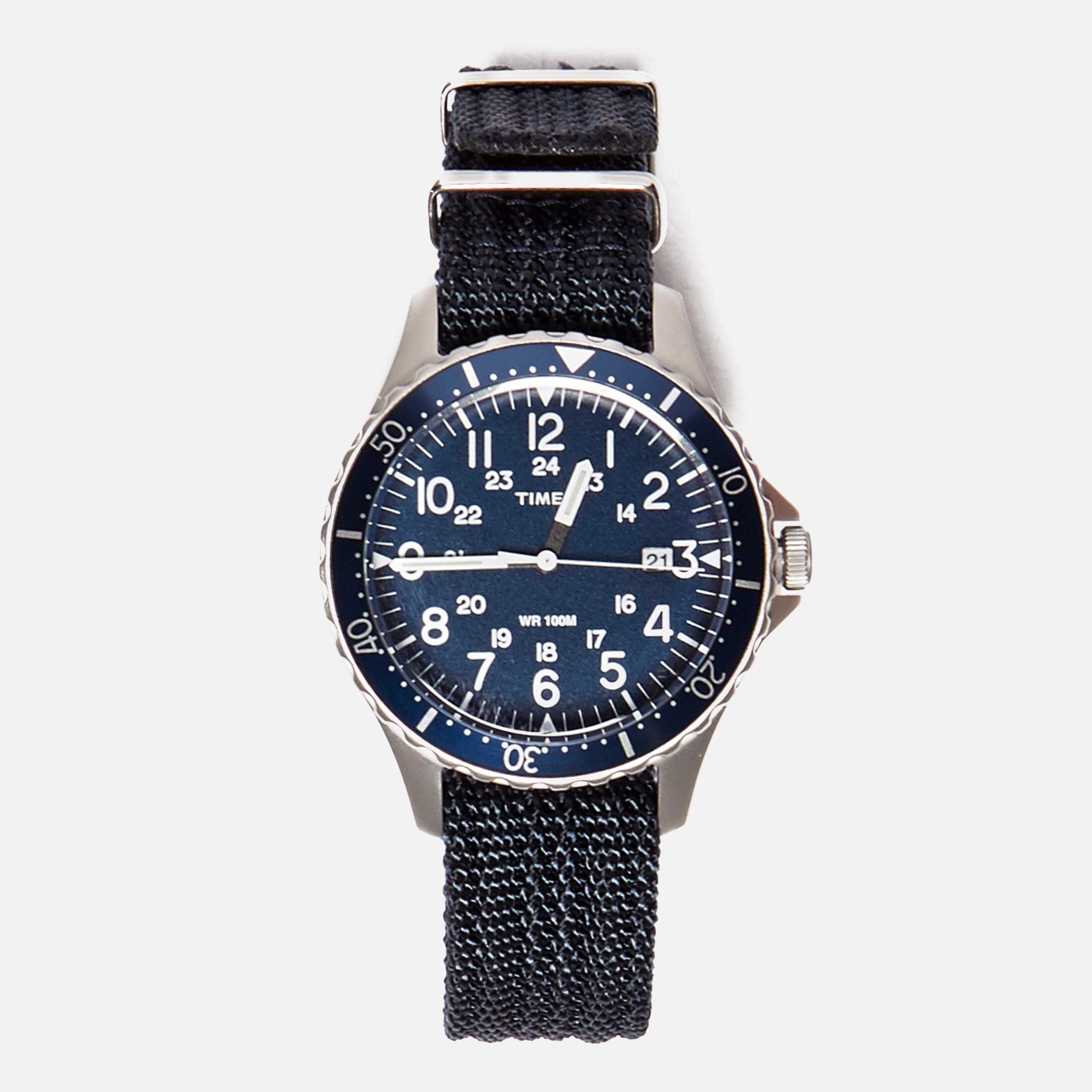 Timex Navi Ocean Bead Blasted Watch