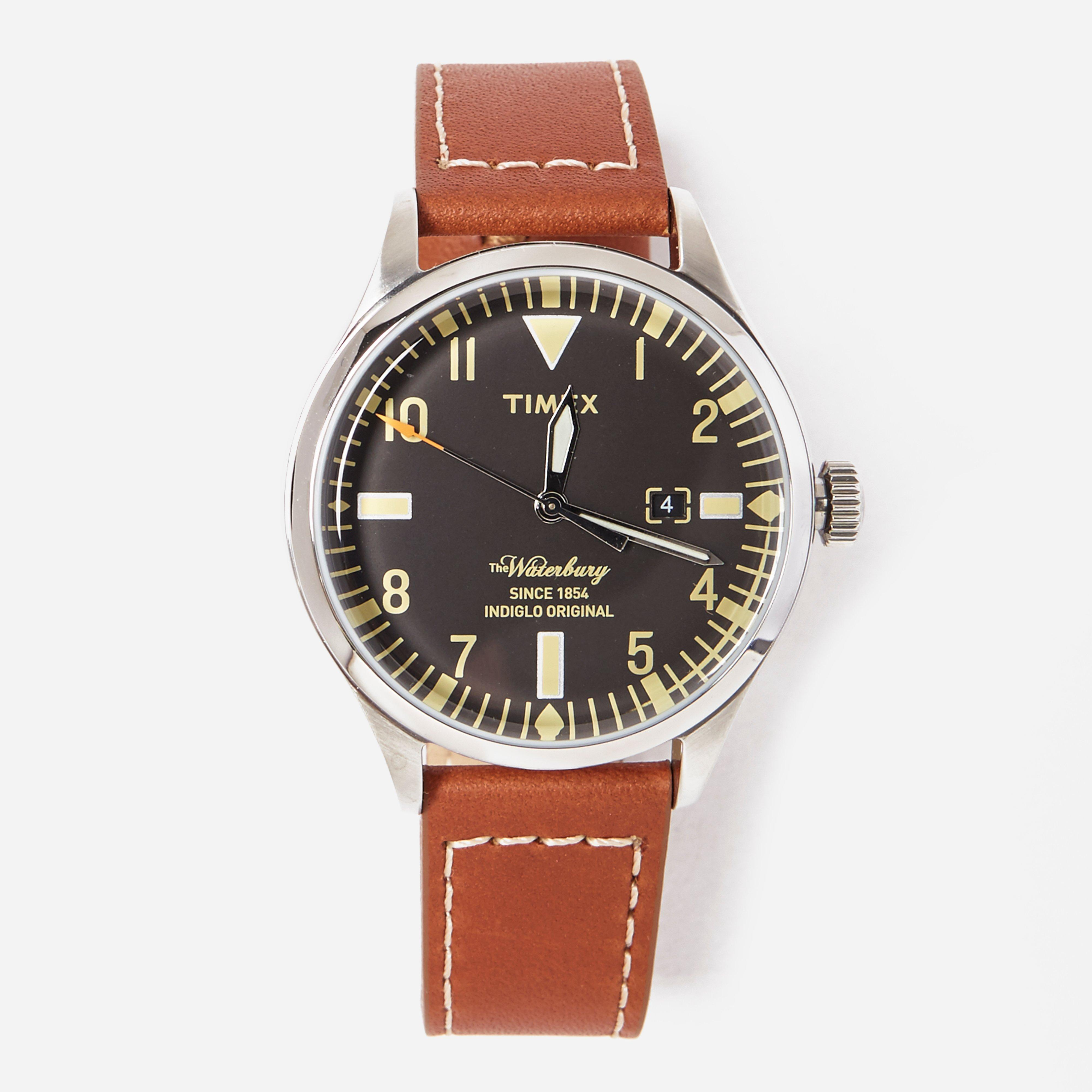 Timex X Red Wing Waterbury 40mm Watch