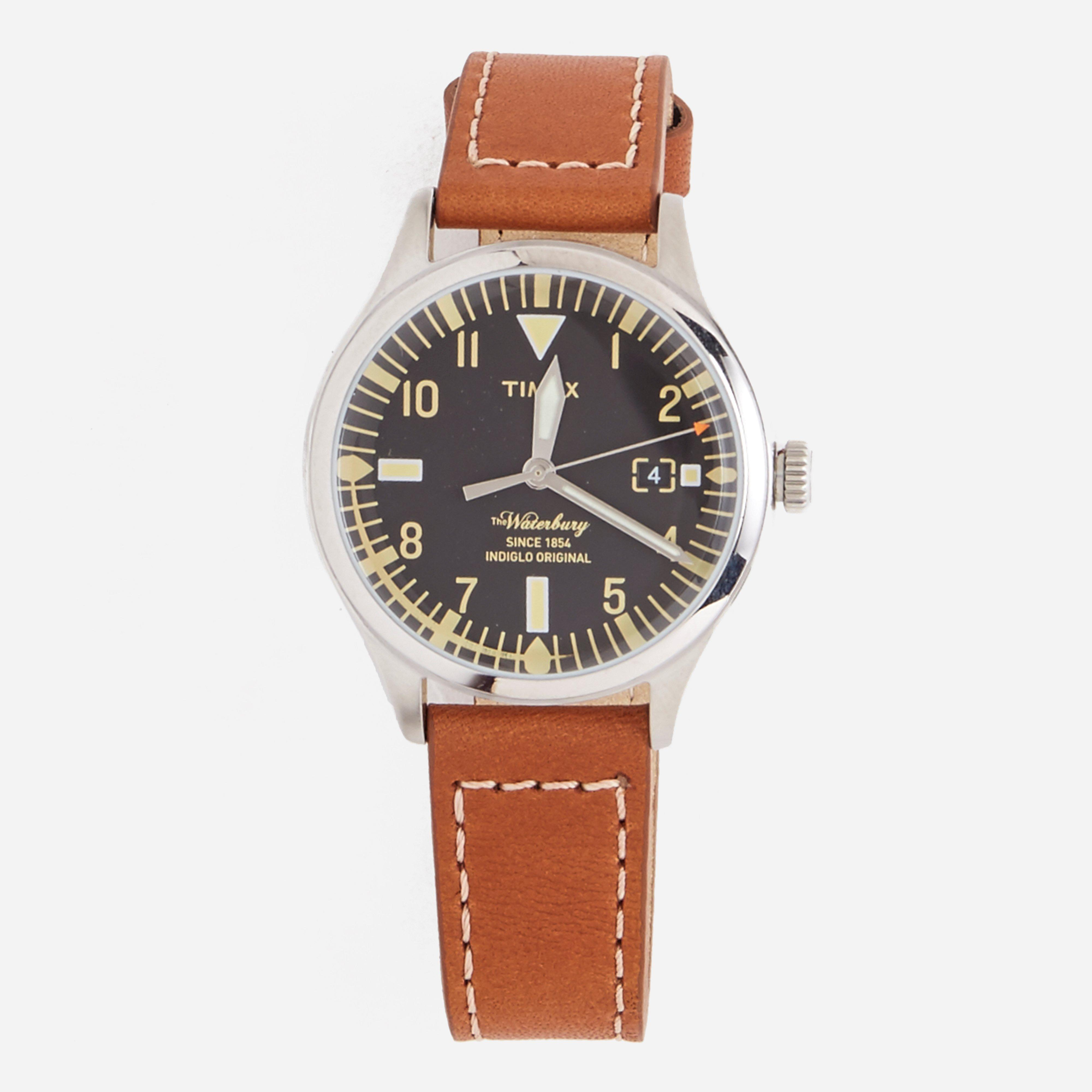 Timex X Red Wing Waterbury 38mm Watch