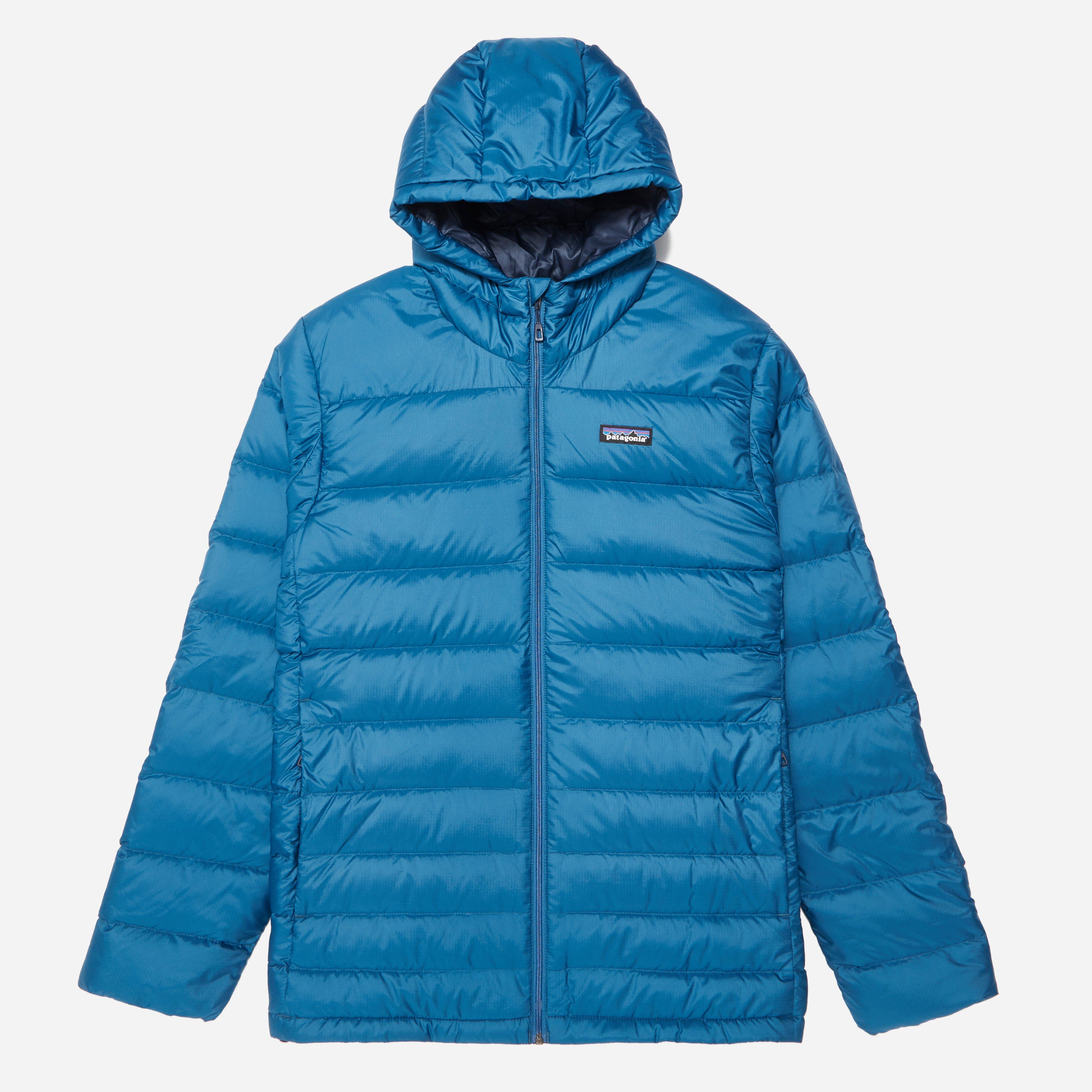 Patagonia Hi Loft Down Hoody Jacket