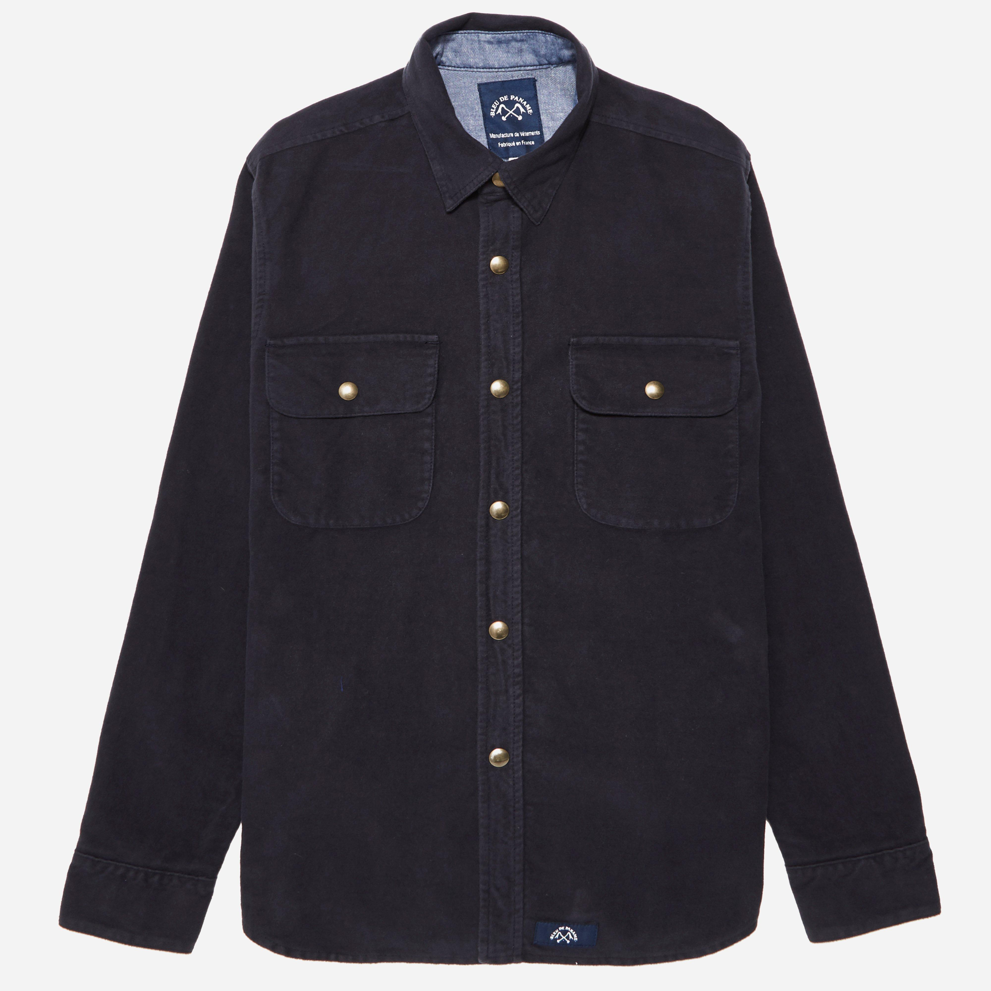 Bleu De Paname Tankiste Shirt