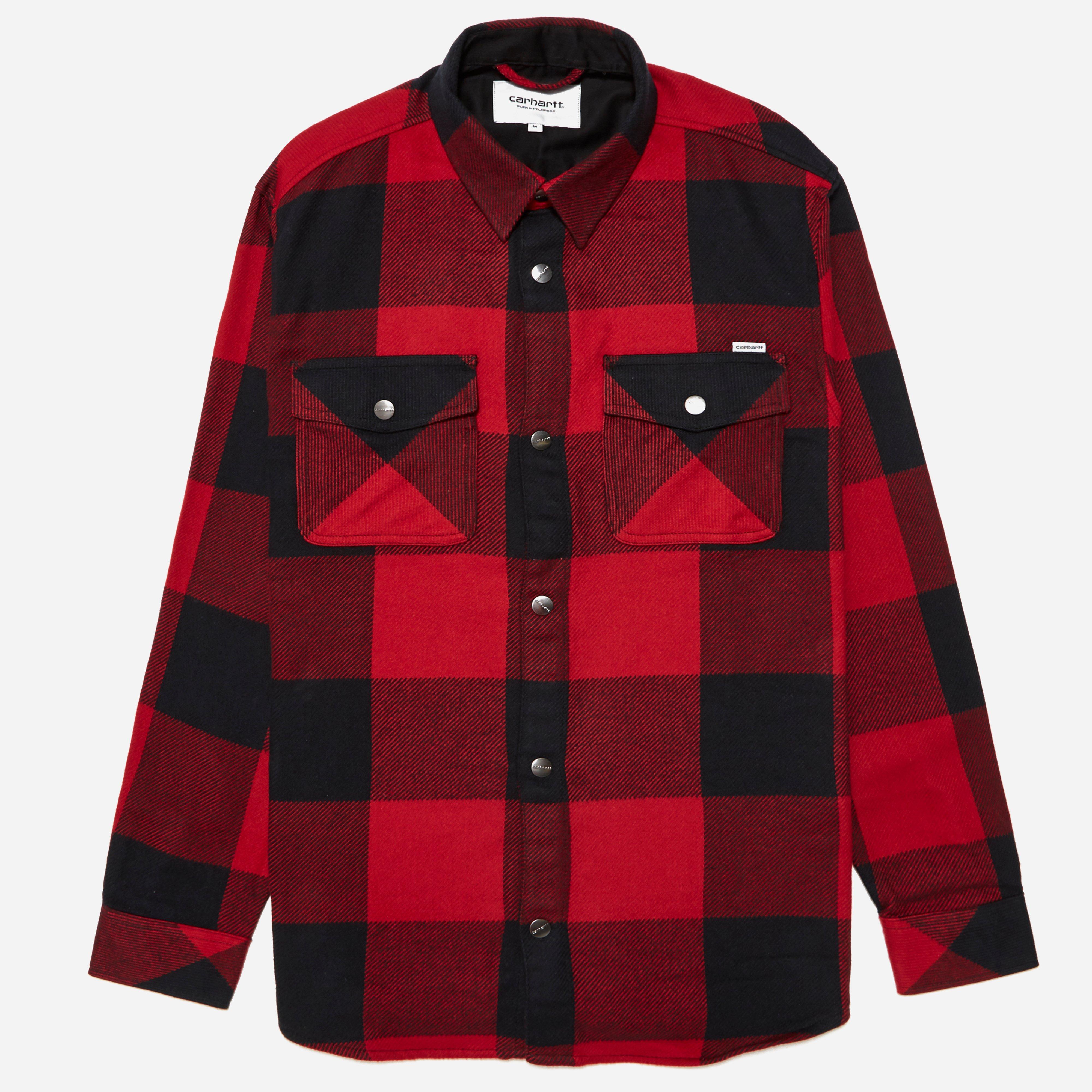 Carhartt WIP Graham Check Shirt