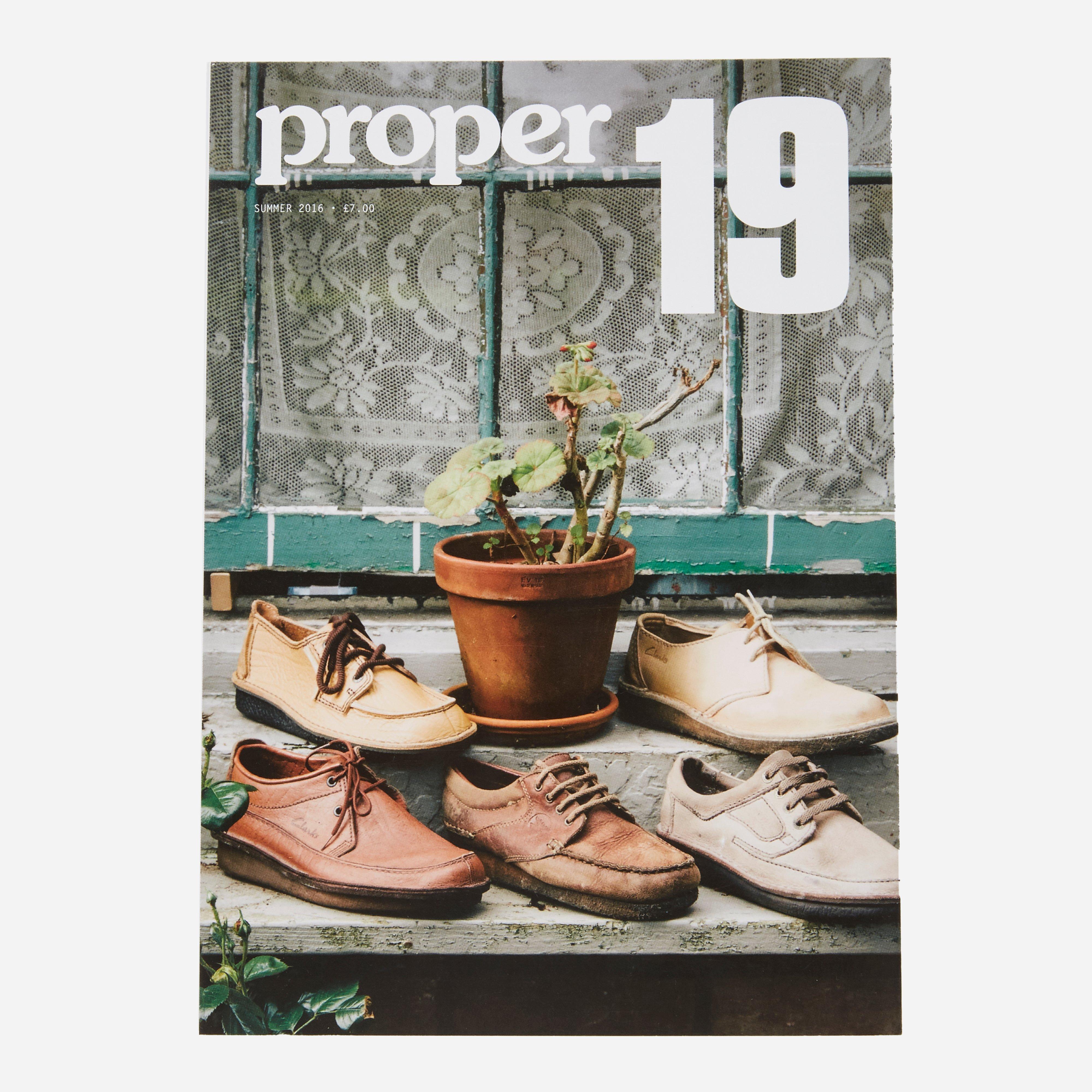 Proper Magazine - Issue 19