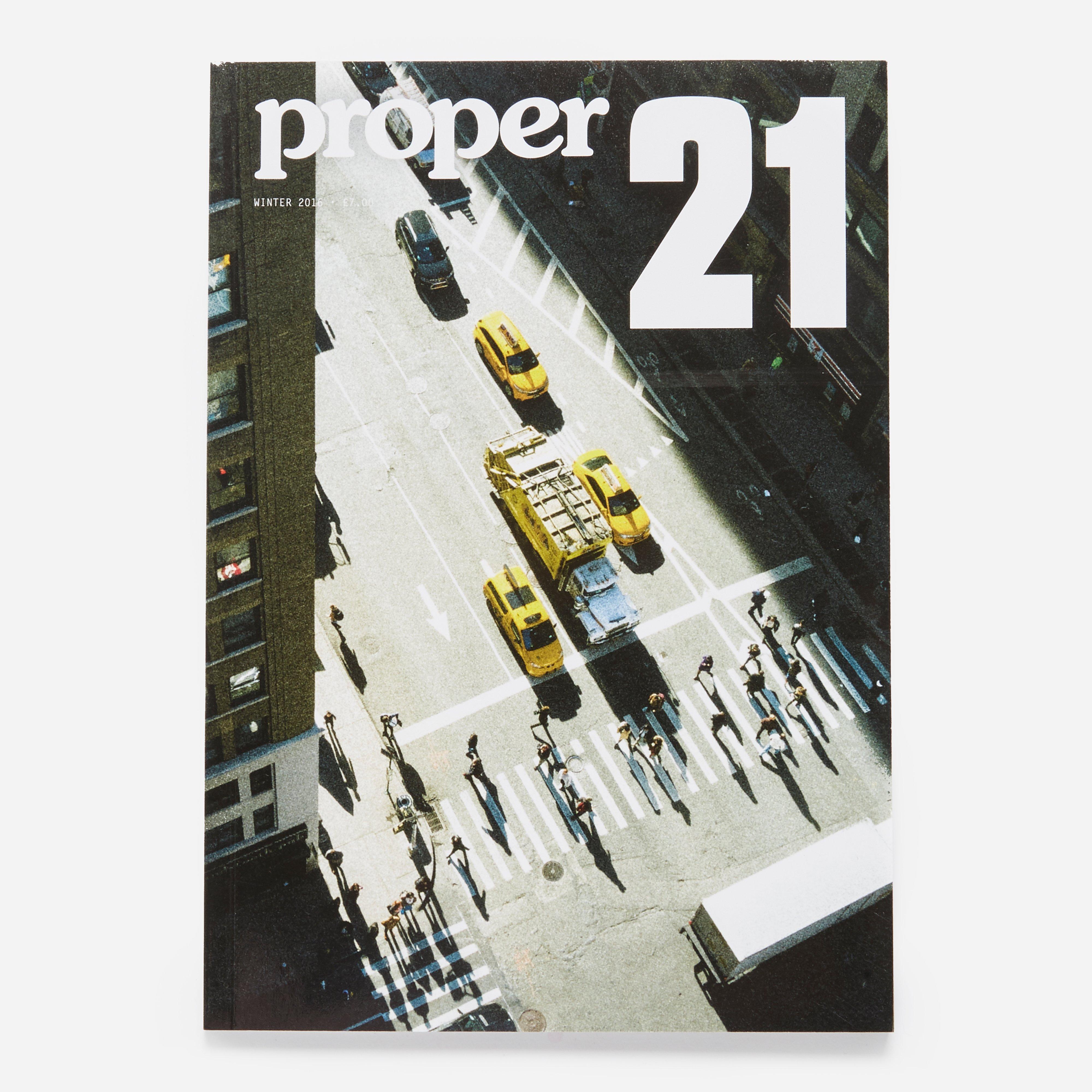 Proper Magazine - Issue 21