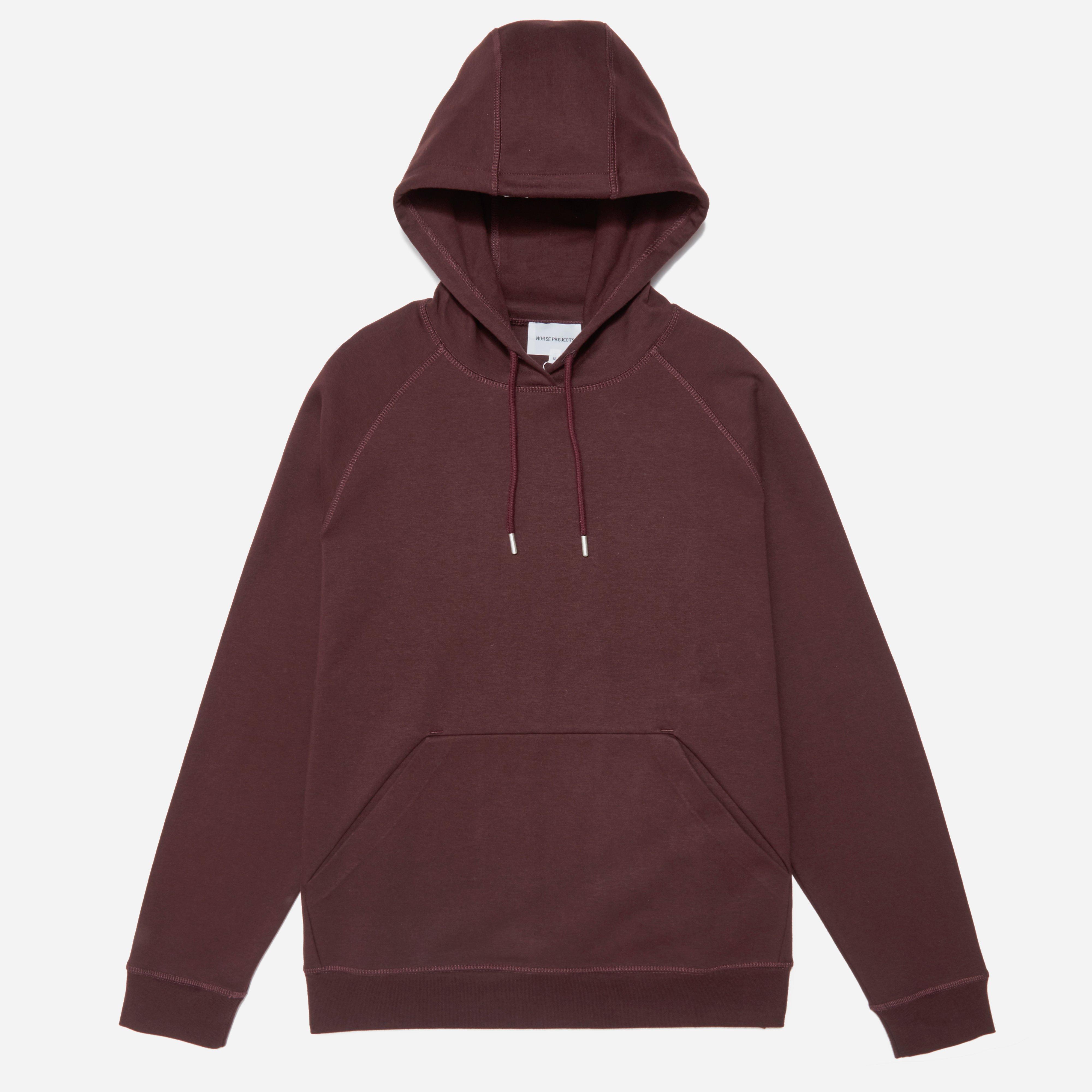 Norse Projects Ketel Dry Mercerized Hood Sweatshirt