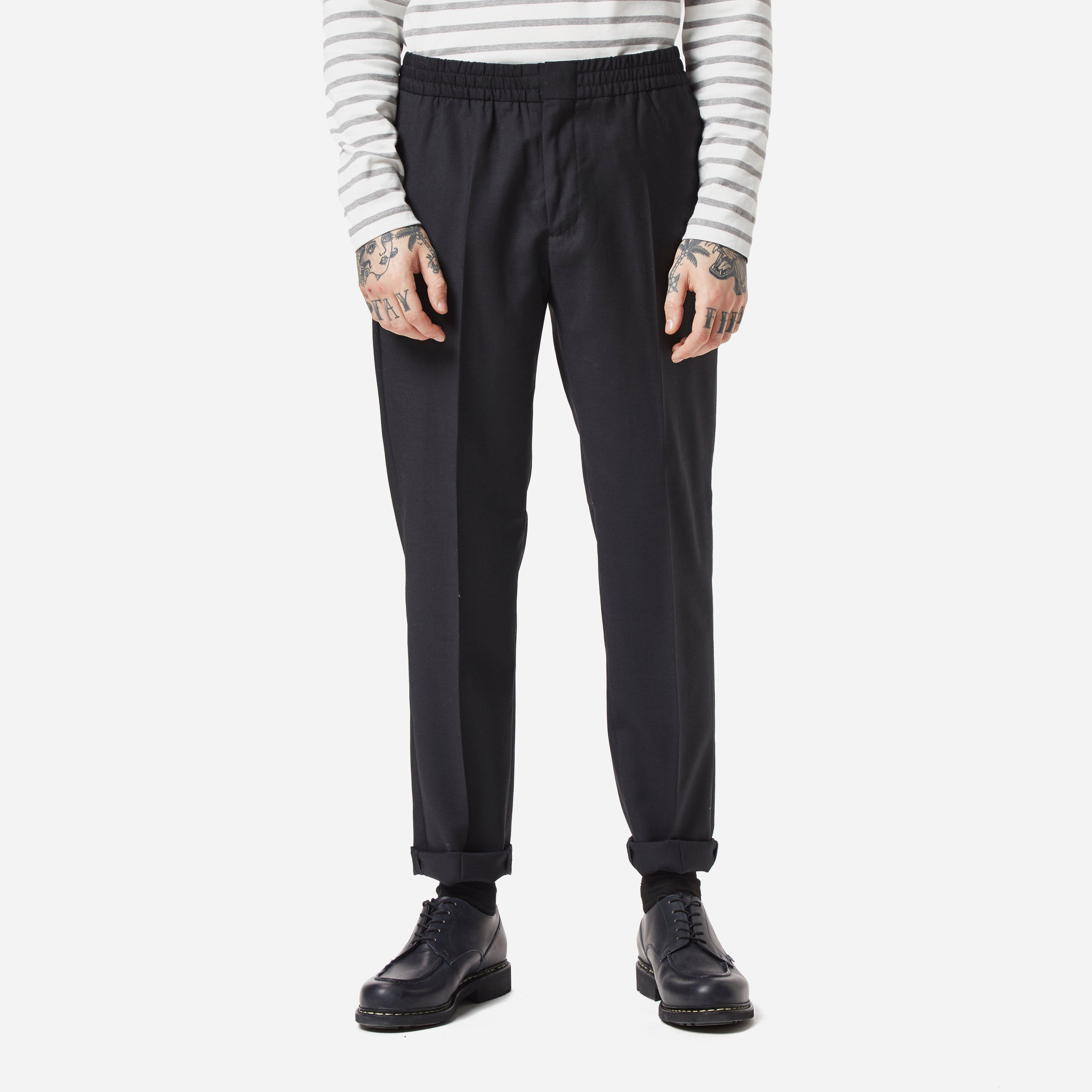 Norse Projects Luther Tropical Wool Trousers