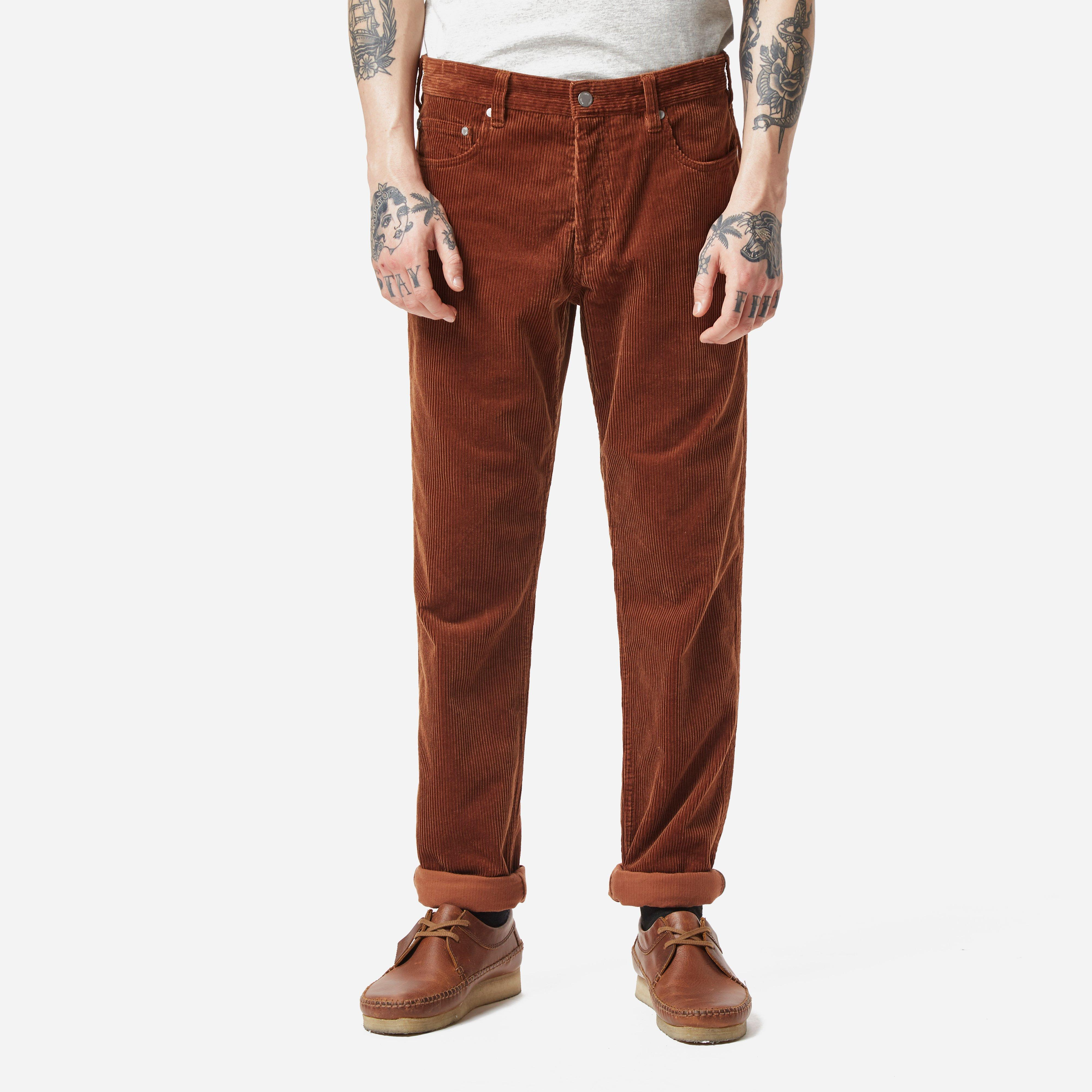 Norse Projects Edvard Corduroy Trousers