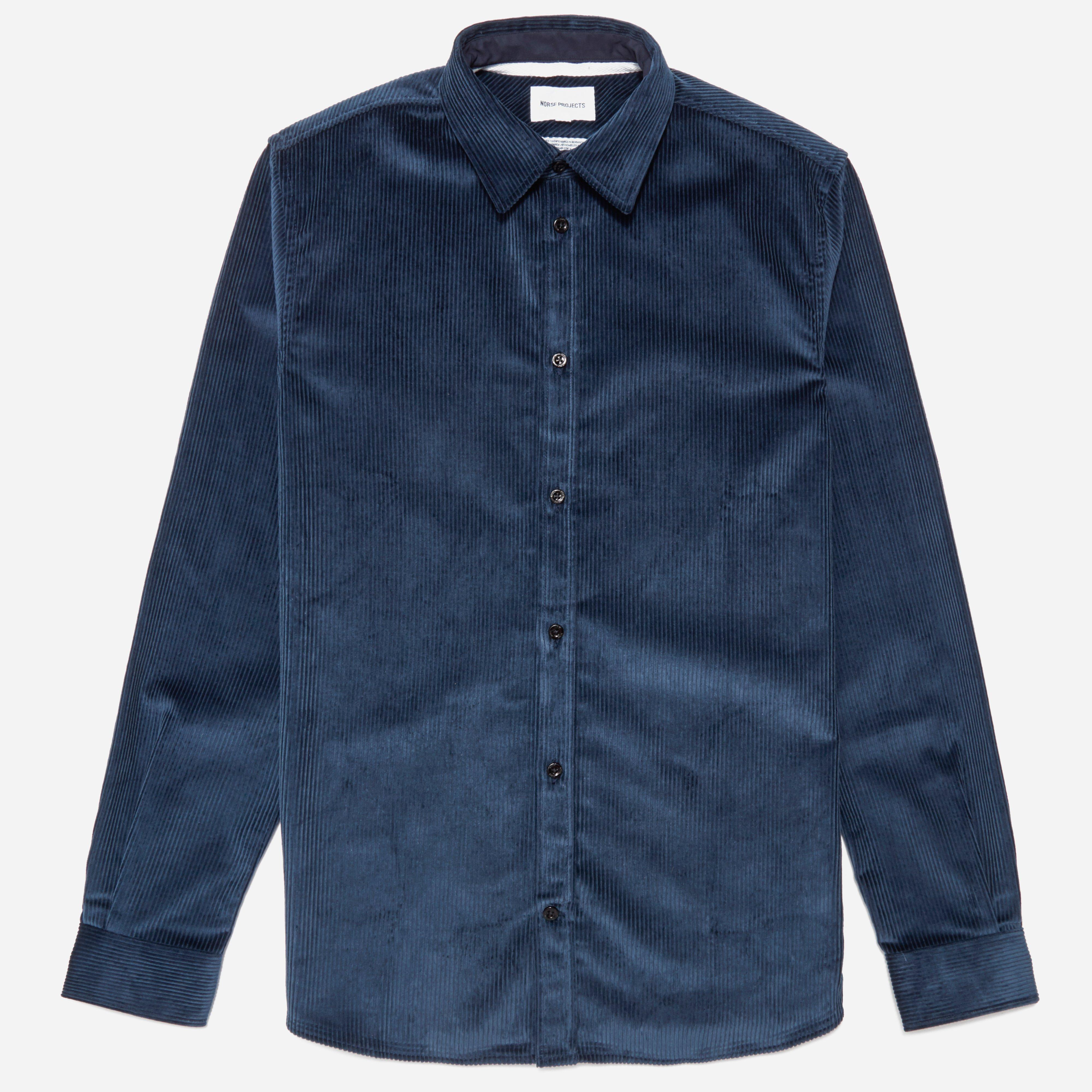 Norse Projects Hans Cord Shirt