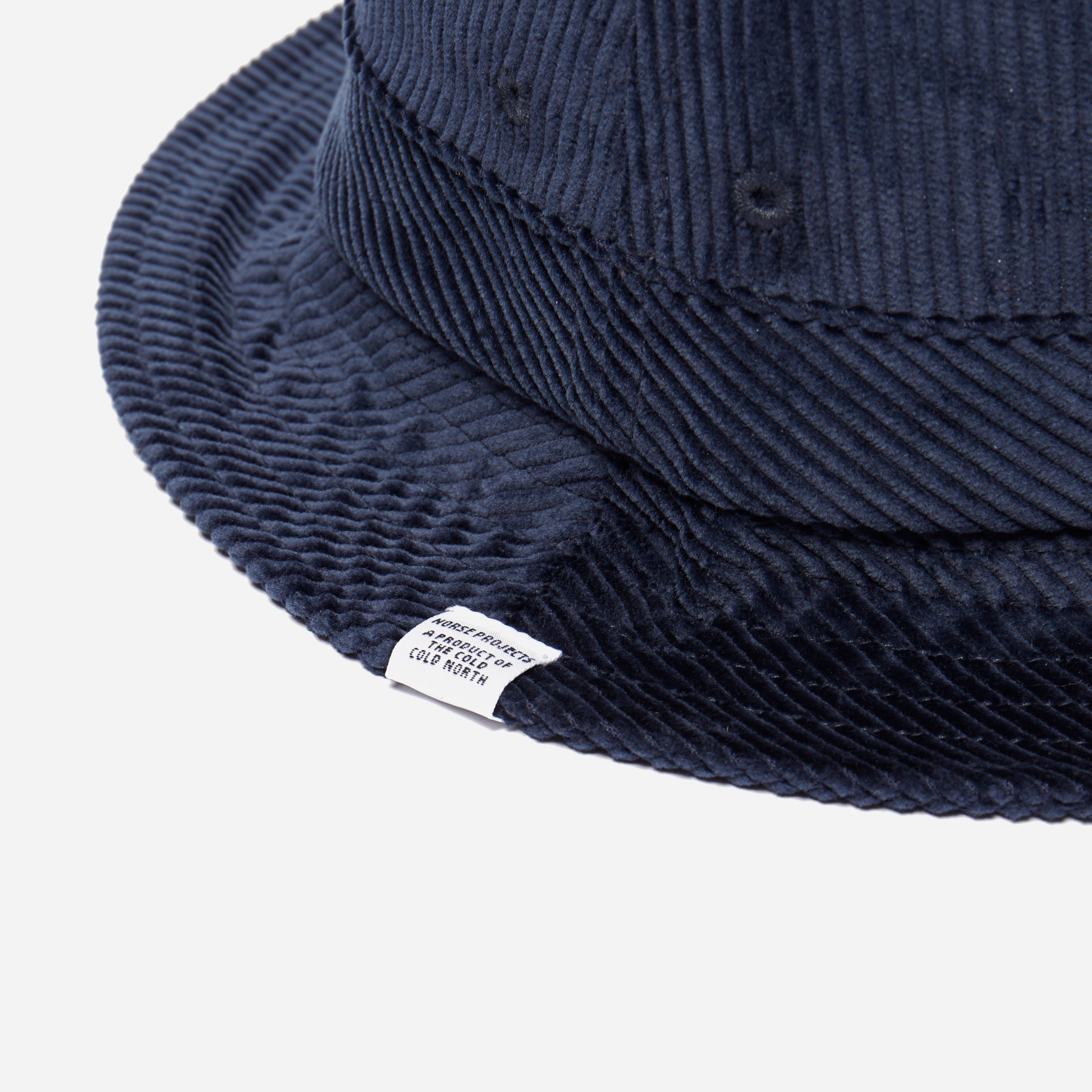 Norse Projects Cord Bucket Hat